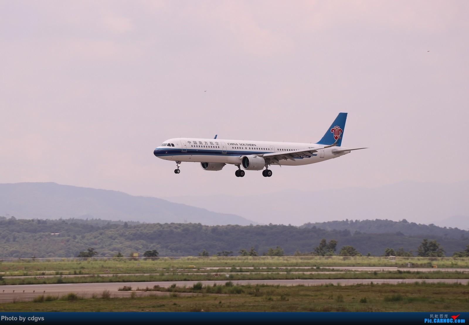 Re:[原创]【KMG】昆明的一天 1600大图 一次看个爽 AIRBUS A321NEO B-1087 中国昆明长水国际机场