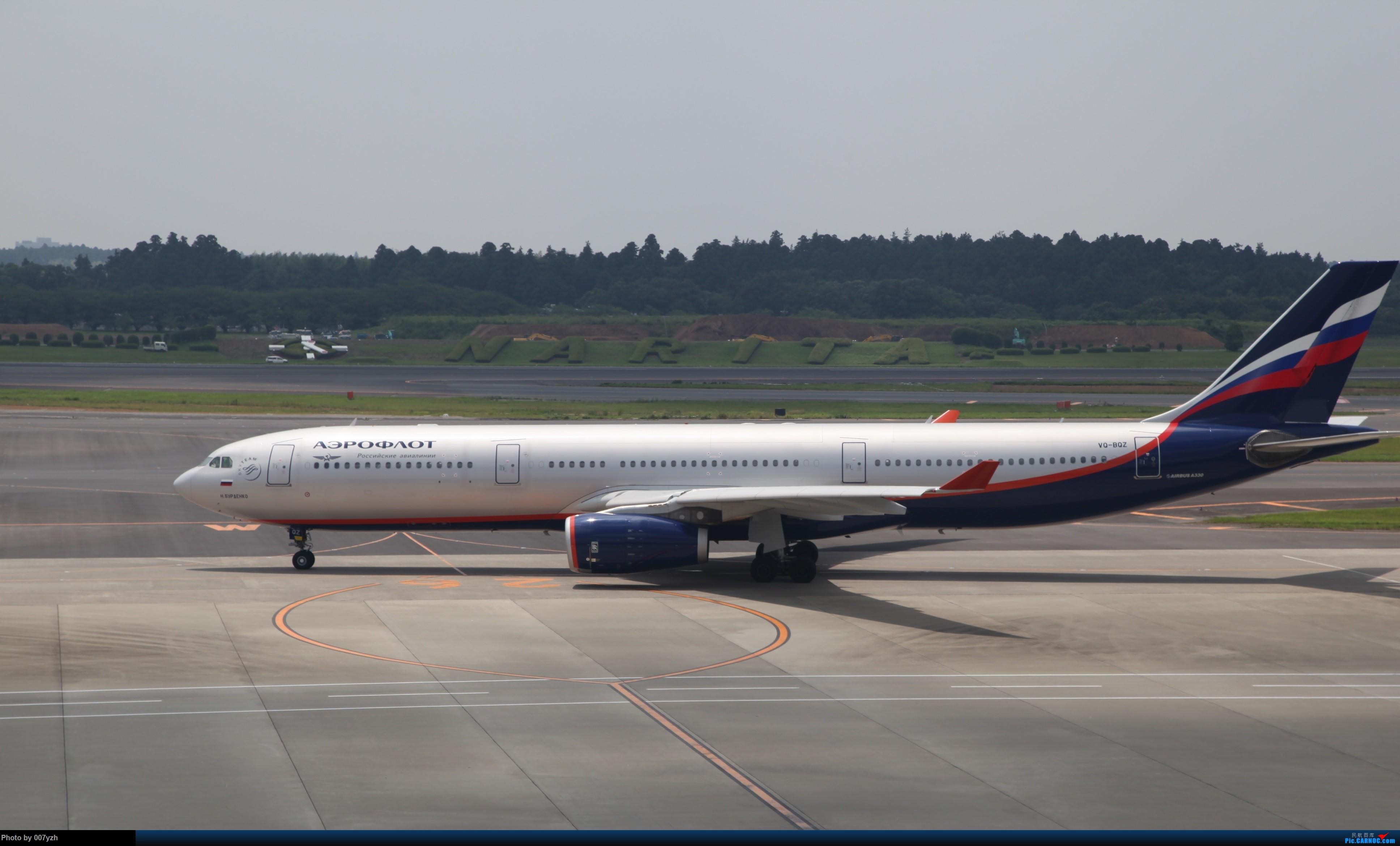 Re:[原创]大热天NRT拍机 A330-300