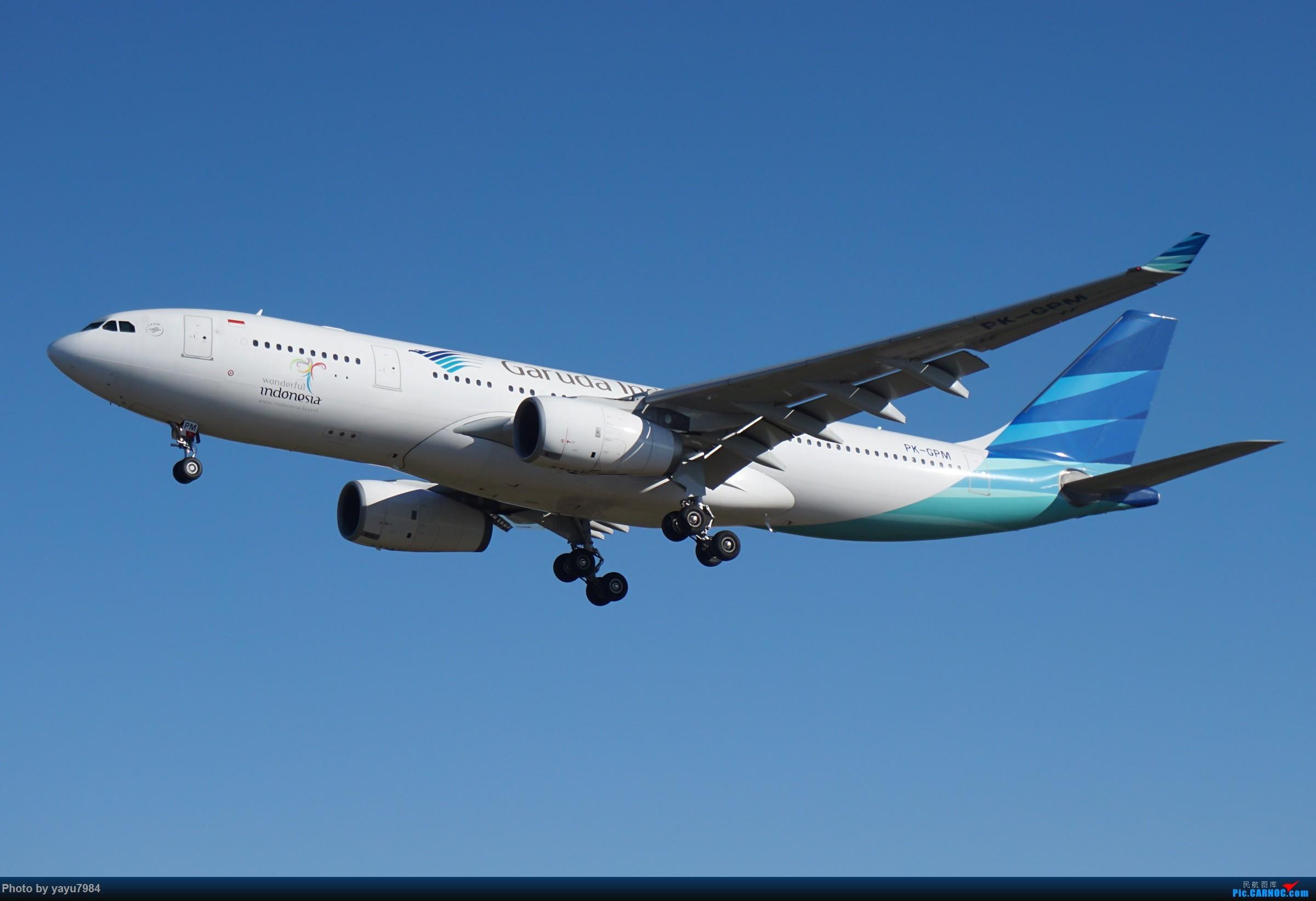 Re:[原创][SYD] 晨悉尼,16R扎堆到达 AIRBUS A330-200 PK-GPM 澳大利亚悉尼金斯福德·史密斯机场