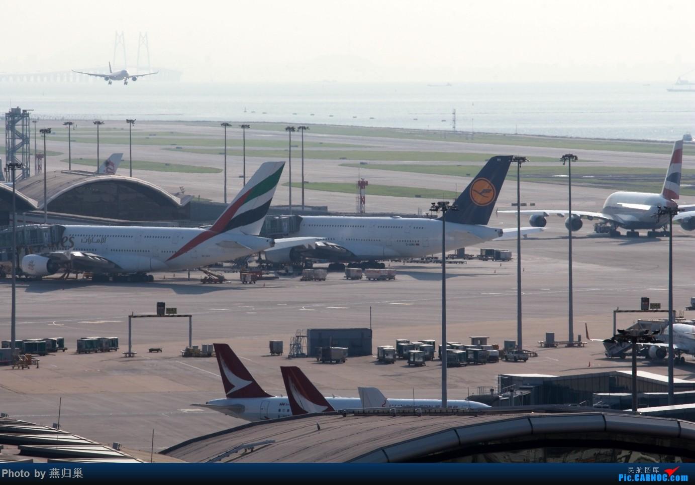 [原创]【HKG】七月香港拍机合集    中国香港国际机场