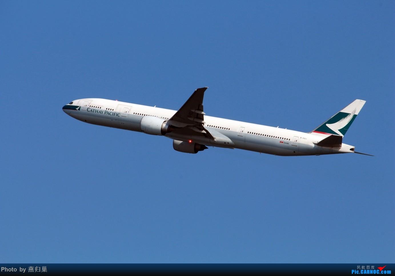 Re:[原创]【HKG】七月香港拍机合集 BOEING 777-300ER B-KQJ 中国香港国际机场