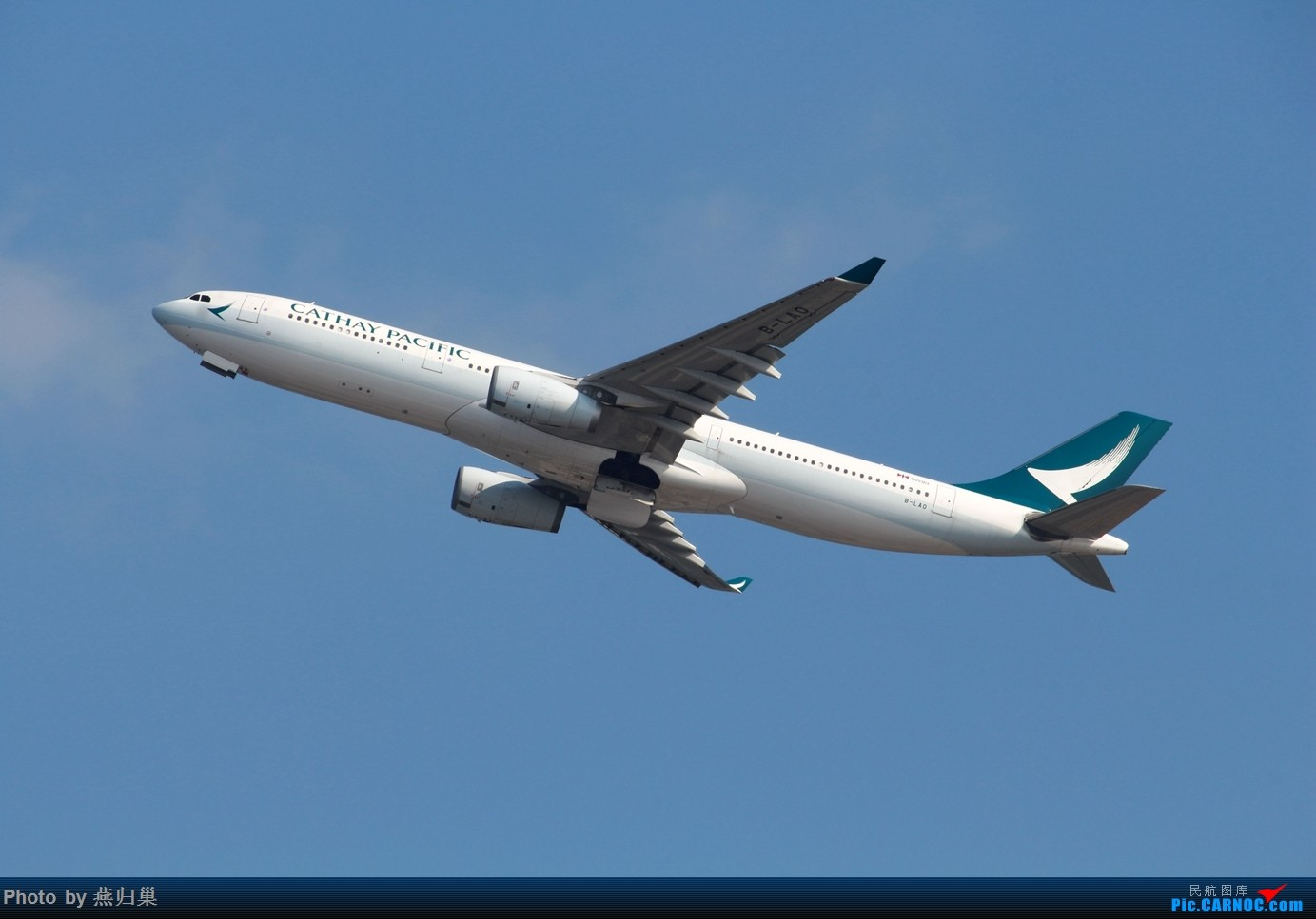 Re:[原创]【HKG】七月香港拍机合集 AIRBUS A330-300 B-LAO 中国香港国际机场