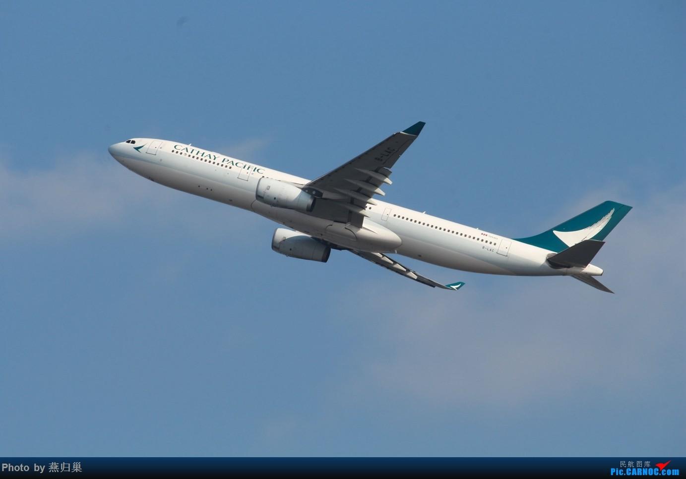 Re:[原创]【HKG】七月香港拍机合集 AIRBUS A330-300 B-LAC 中国香港国际机场