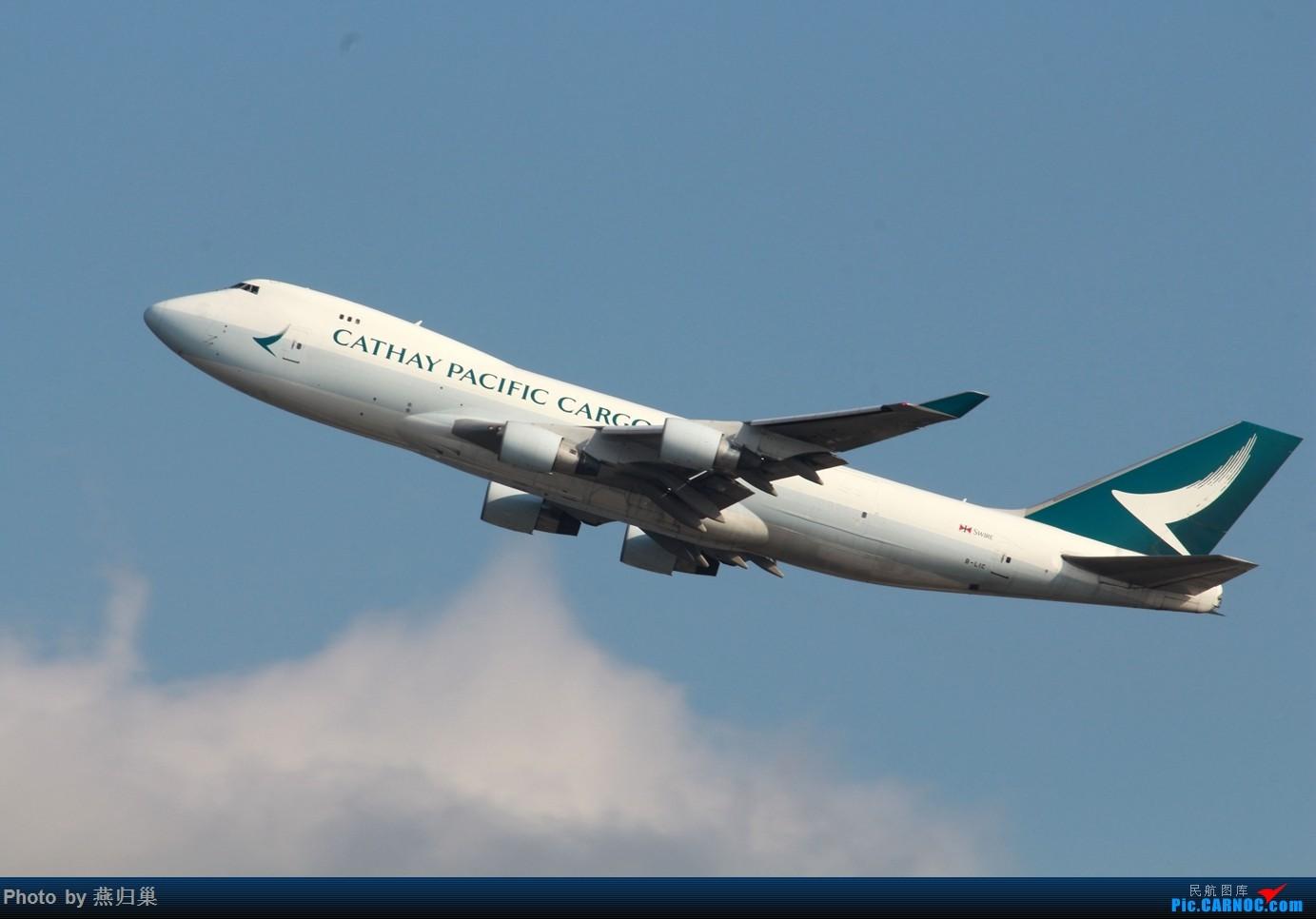 Re:[原创]【HKG】七月香港拍机合集 BOEING 747-400 B-LIC 中国香港国际机场