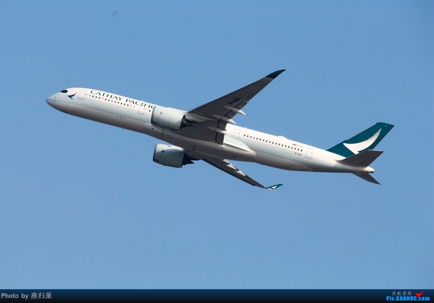 Re:[原创]【HKG】七月香港拍机合集 AIRBUS A350-900 B-LRQ 中国香港国际机场