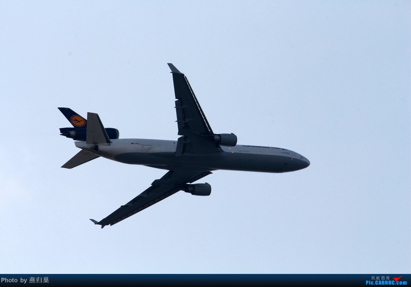 Re:[原创]【HKG】七月香港拍机合集 MD-11  中国香港国际机场