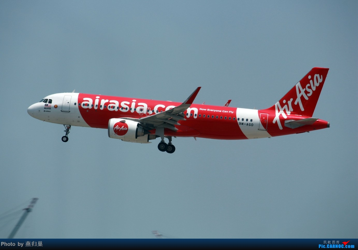 Re:[原创]【HKG】七月香港拍机合集 A320-251N 9M-AGD 中国香港国际机场
