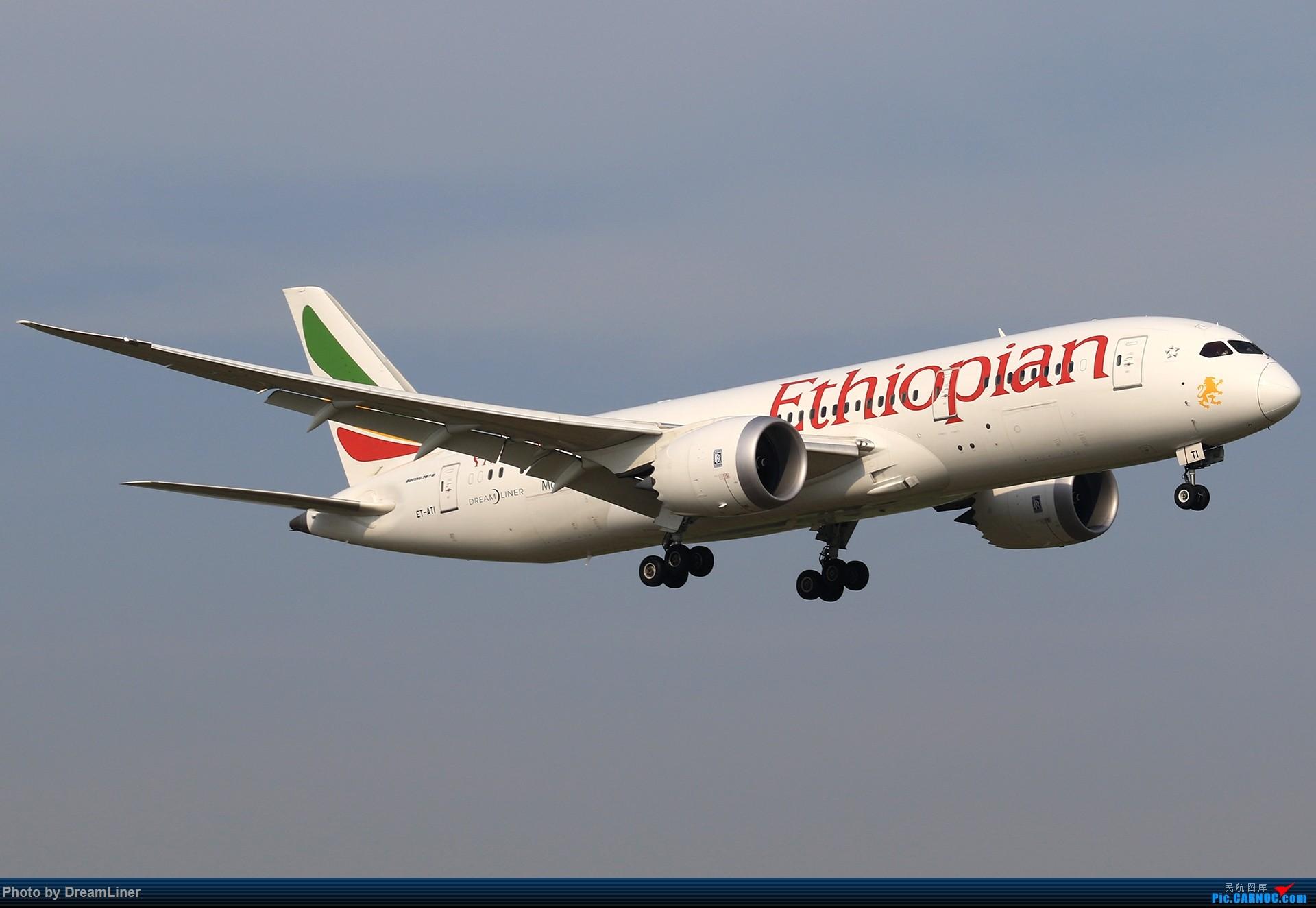 Re:[原创]【CAN】又是诱人的蓝天 BOEING 787-8 ET-ATI 中国广州白云国际机场