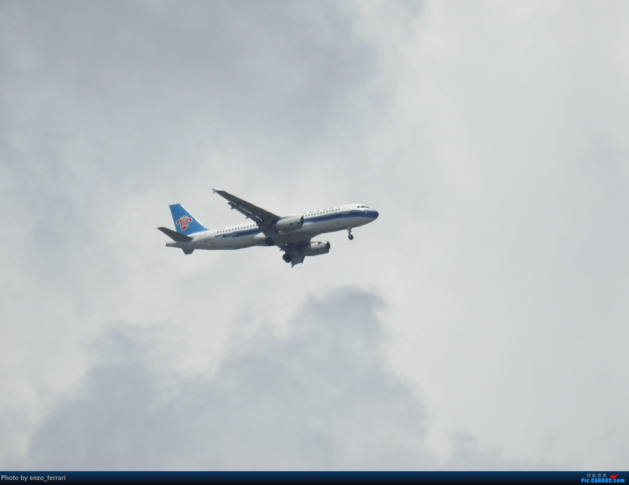 Re:[原创]【KWE】贵阳3000英尺拍飞机进近 AIRBUS A320-200 B-1690 中国贵阳龙洞堡国际机场