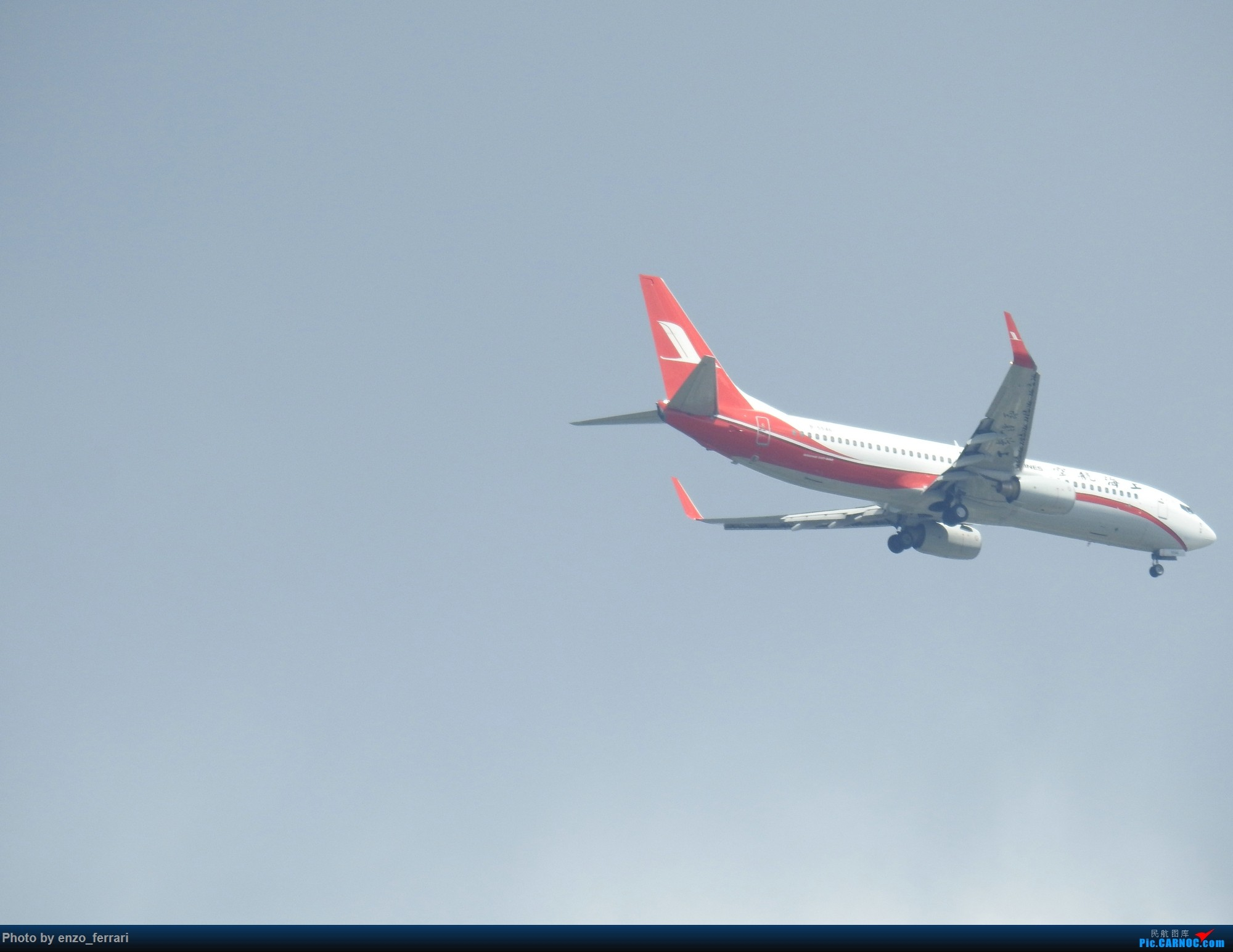 Re:[原创]【KWE】贵阳3000英尺拍飞机进近 BOEING 737-800 B-5546 中国贵阳龙洞堡国际机场