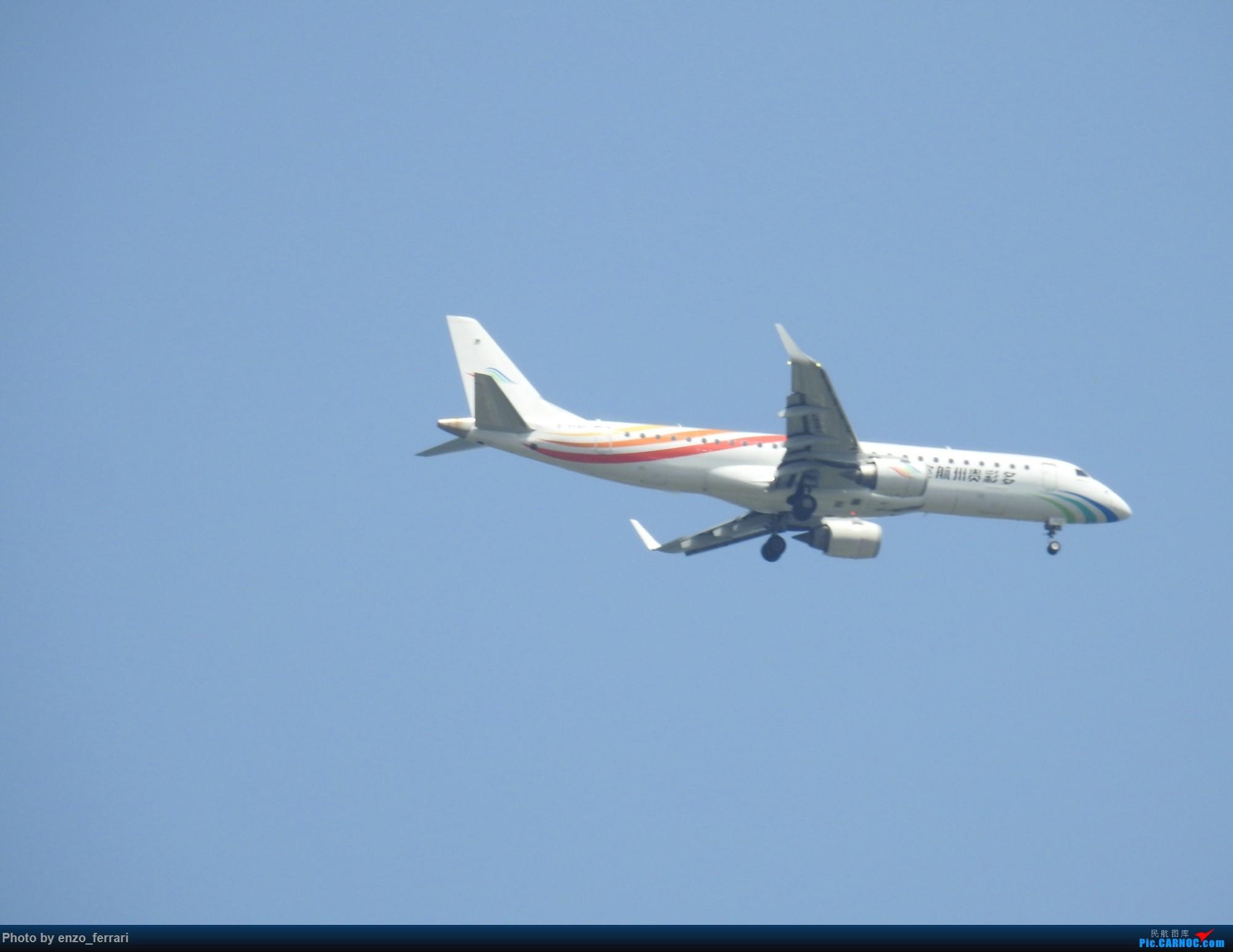Re:[原创]【KWE】贵阳3000英尺拍飞机进近 EMBRAER E-190 B-3240 中国贵阳龙洞堡国际机场
