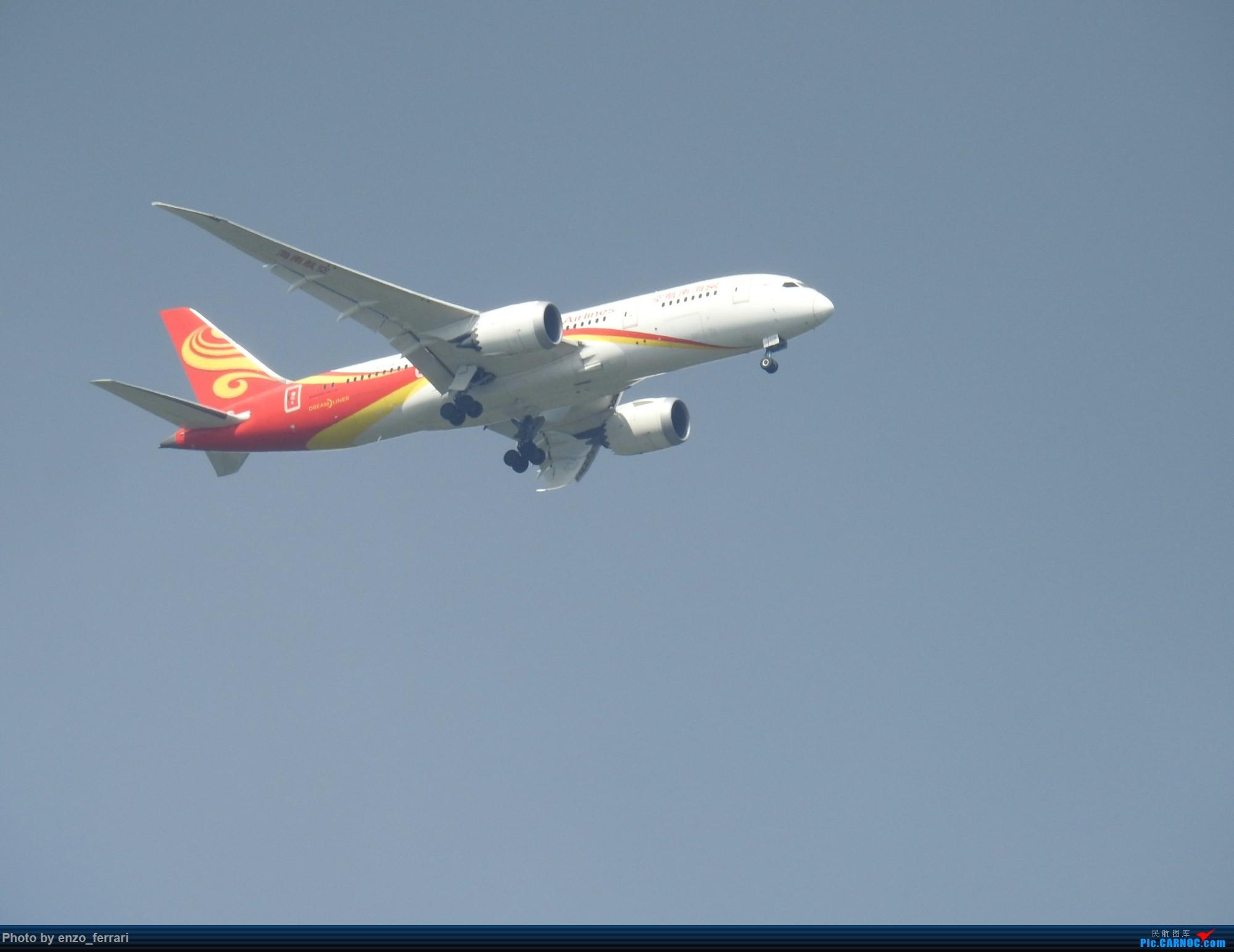 Re:[原创]【KWE】贵阳3000英尺拍飞机进近 BOEING 787-8 B-2728 中国贵阳龙洞堡国际机场