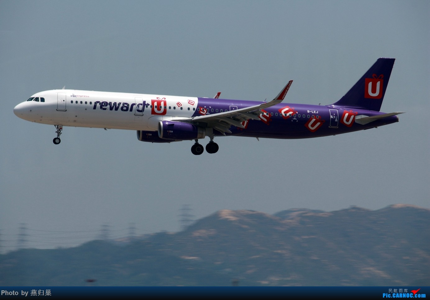 Re:[原创]【HKG】七月香港拍机合集 AIRBUS A321-200 B-LEG 中国香港国际机场