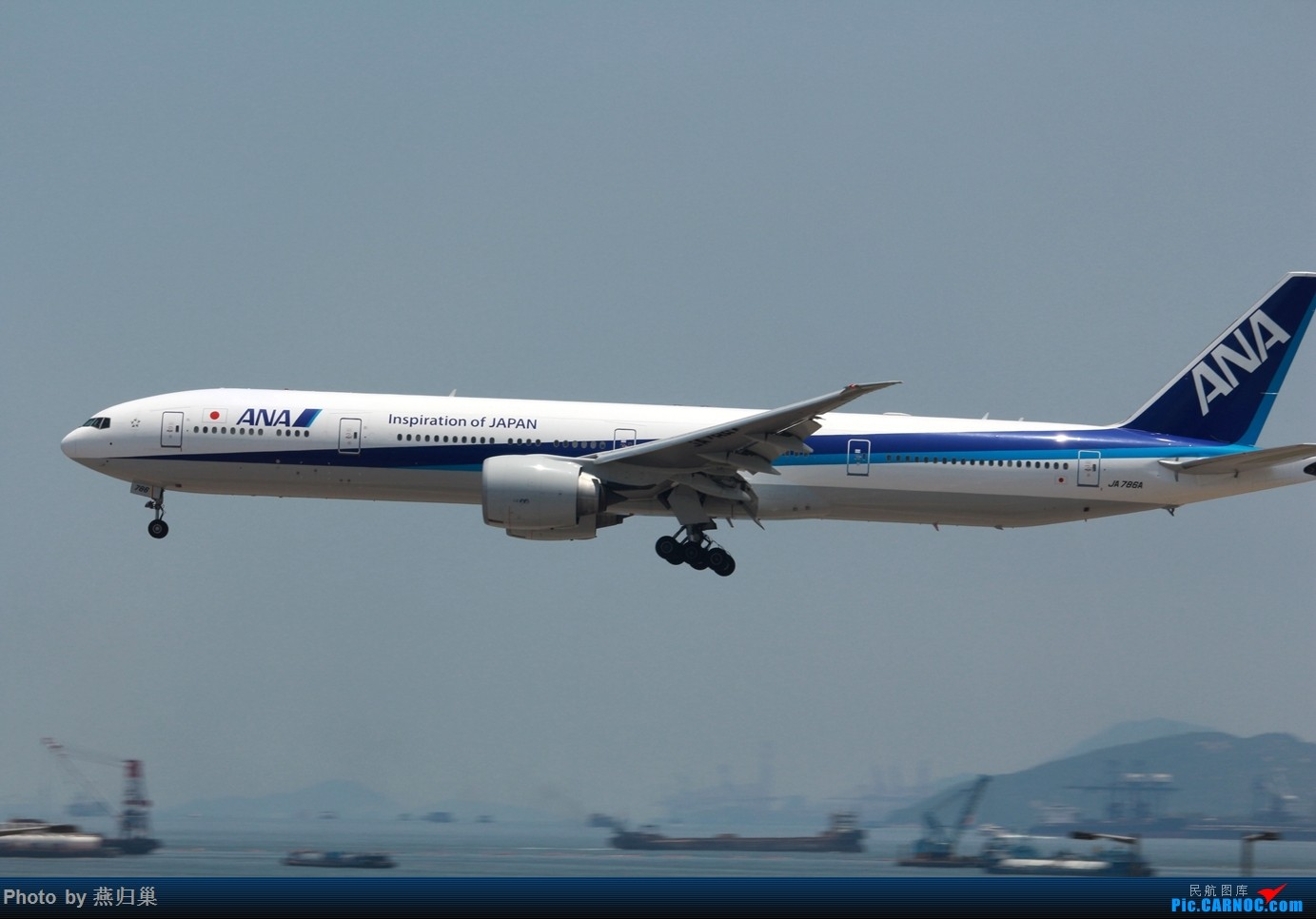 Re:[原创]【HKG】七月香港拍机合集 B77W  中国香港国际机场