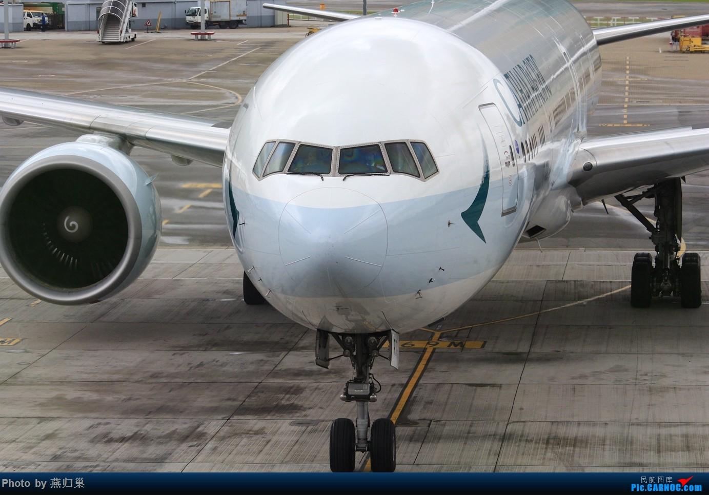 Re:[原创]【HKG】七月香港拍机合集 BOEING 777-300ER B-KPT 中国香港国际机场