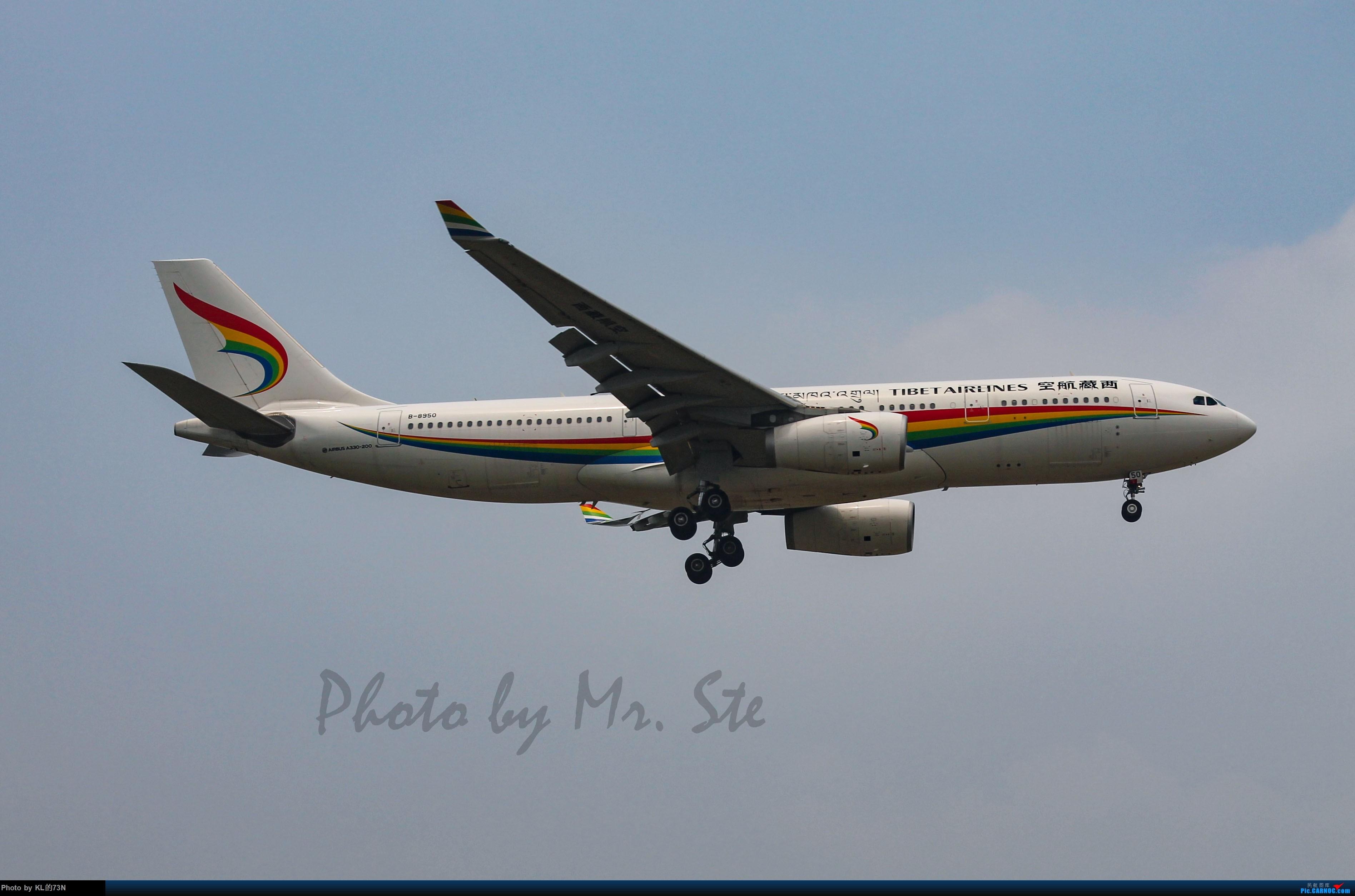 [原创]垃圾图两张。。。 AIRBUS A330-200 B-8950 成都双流国际机场