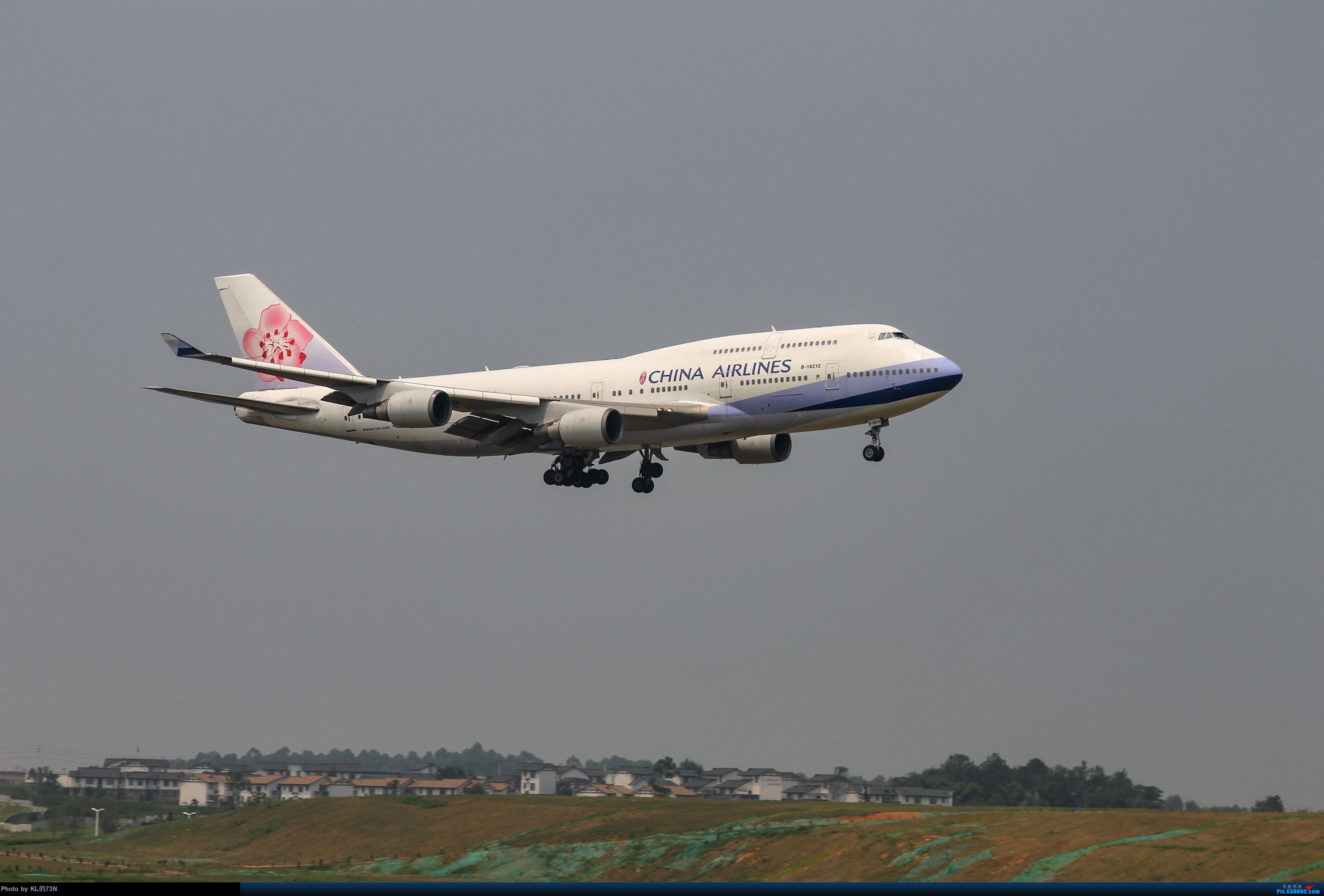 Re:[原创]垃圾图两张。。。 BOEING 747-400 B-18212 成都双流国际机场