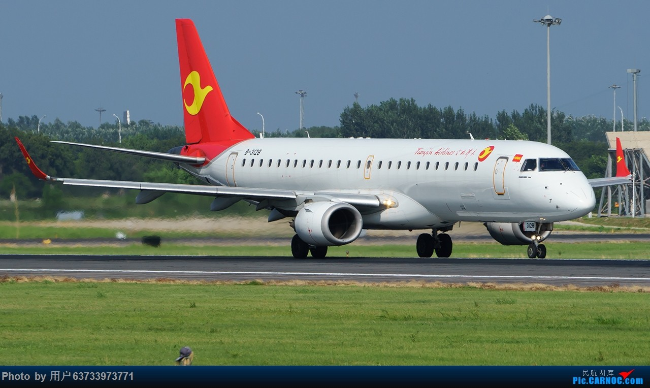 Re:[原创]SHE拍机 EMBRAER E-190 B-3128 中国沈阳桃仙国际机场