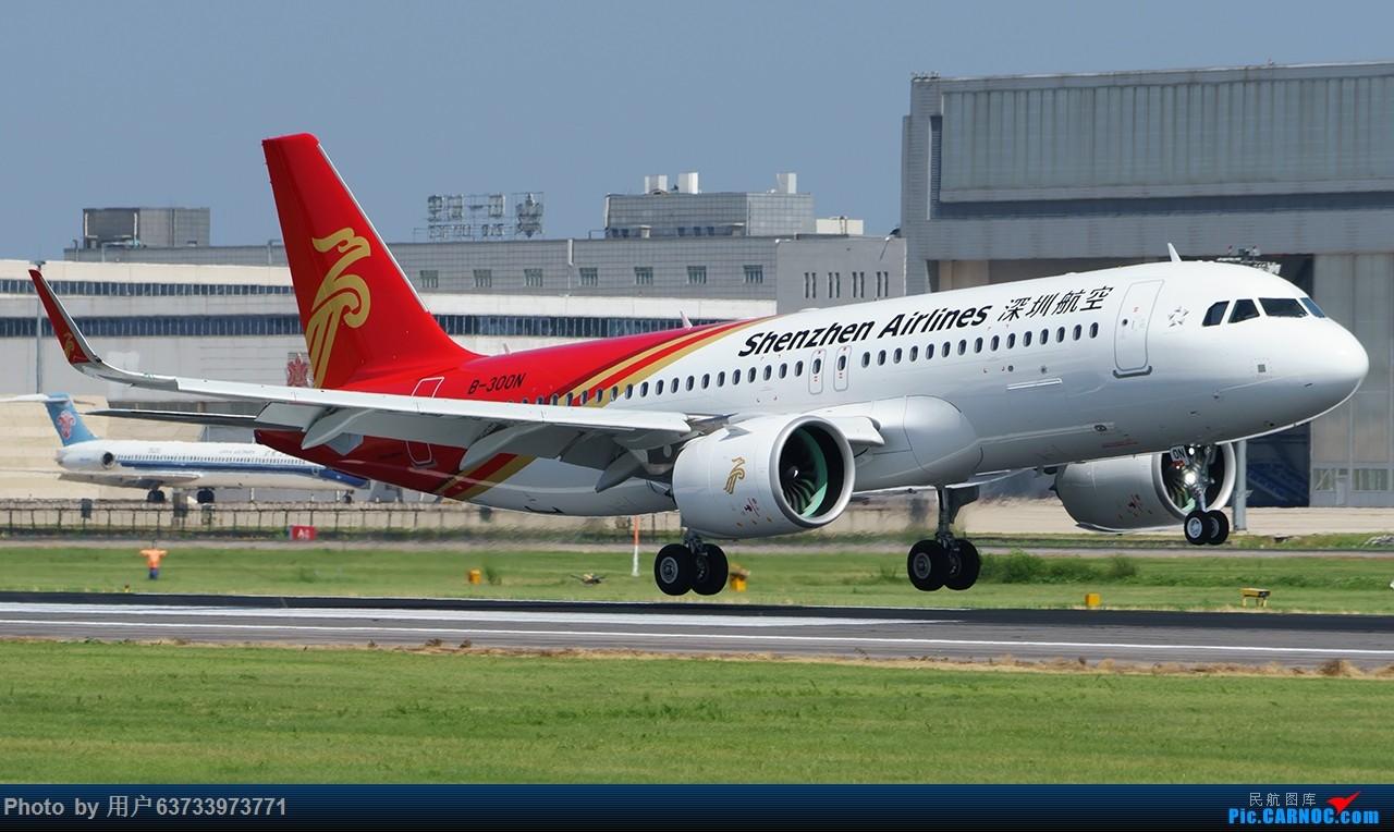 Re:[原创]SHE拍机 AIRBUS A320NEO B-300N 中国沈阳桃仙国际机场