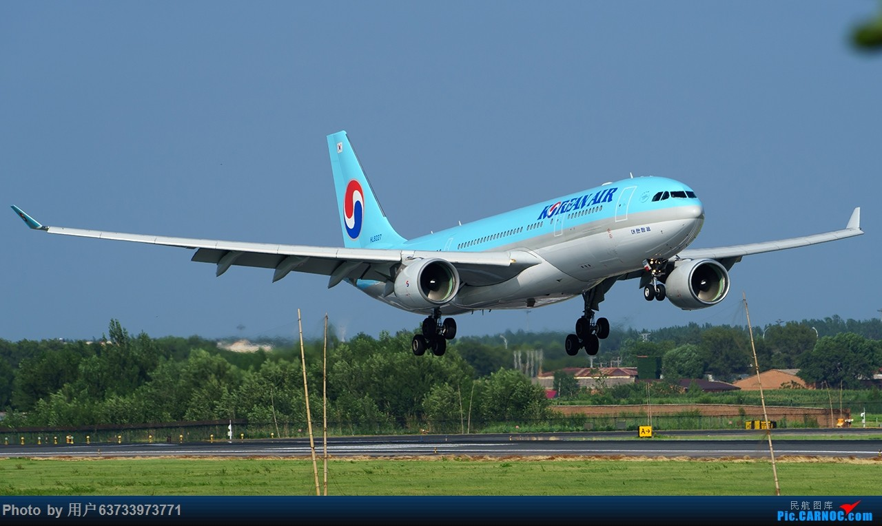 Re:[原创]SHE拍机 AIRBUS A330-200 HL8227 中国沈阳桃仙国际机场
