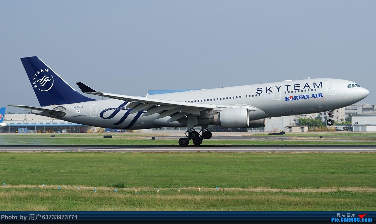 Re:[原创]SHE拍机 AIRBUS A330-200 HL8212 中国沈阳桃仙国际机场