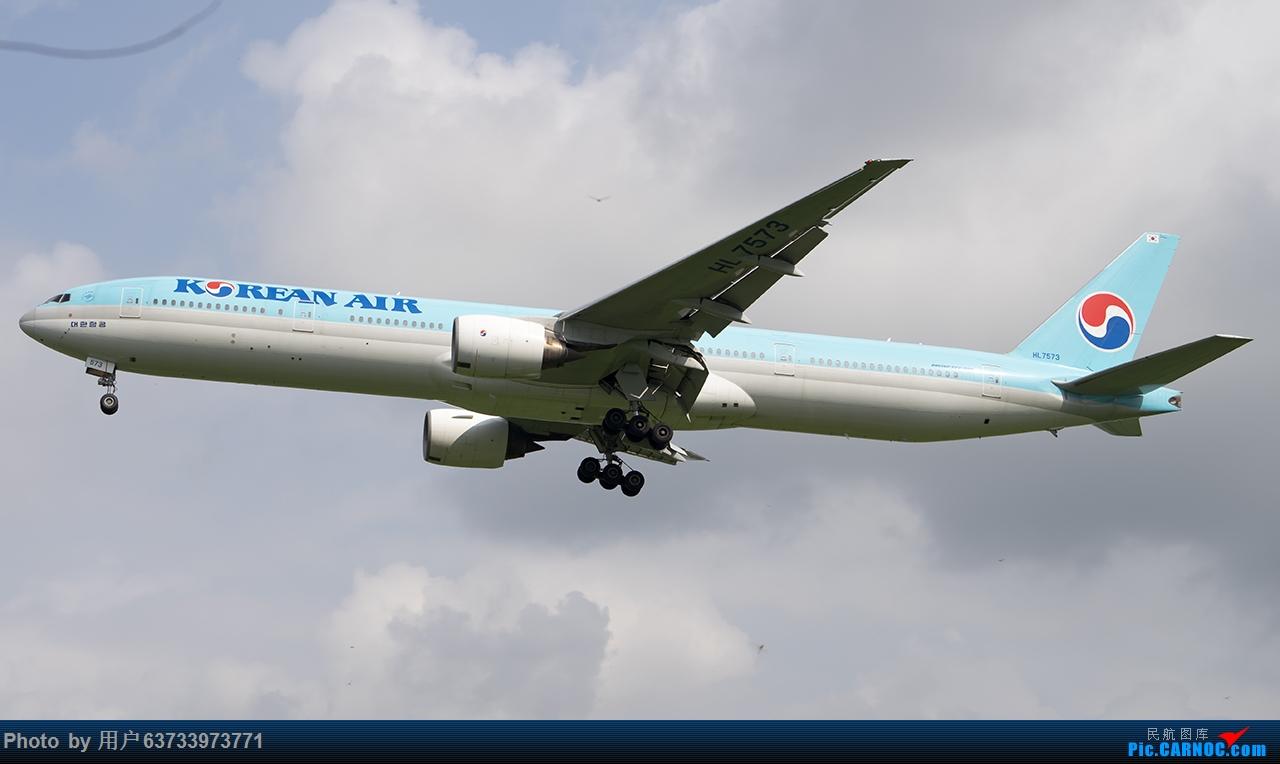 Re:[原创]SHE拍机 BOEING 777-300 HL7573 中国沈阳桃仙国际机场