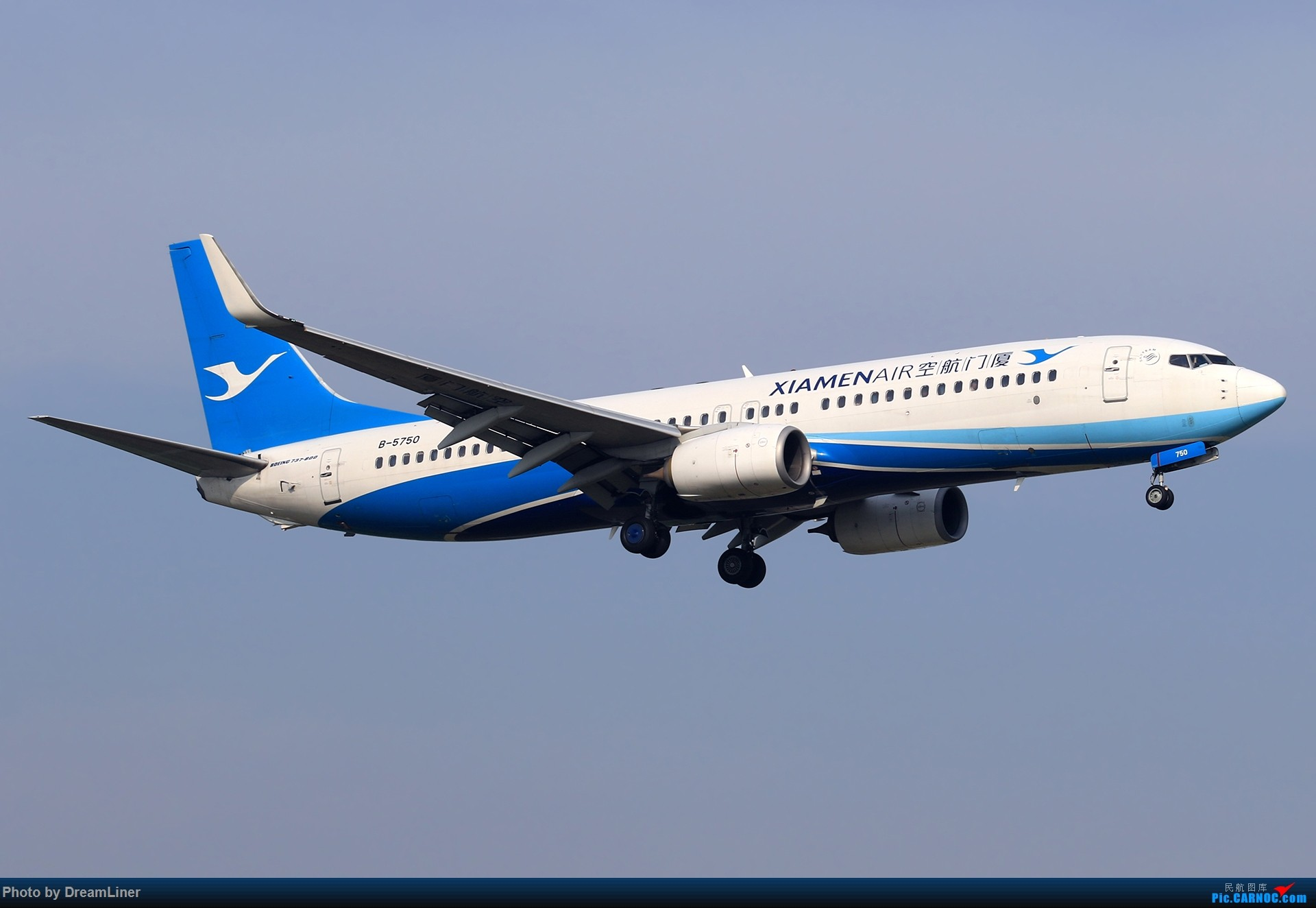 Re:[原创]【CAN】(7.17)发点小家伙 BOEING 737-800 B-5750 中国广州白云国际机场