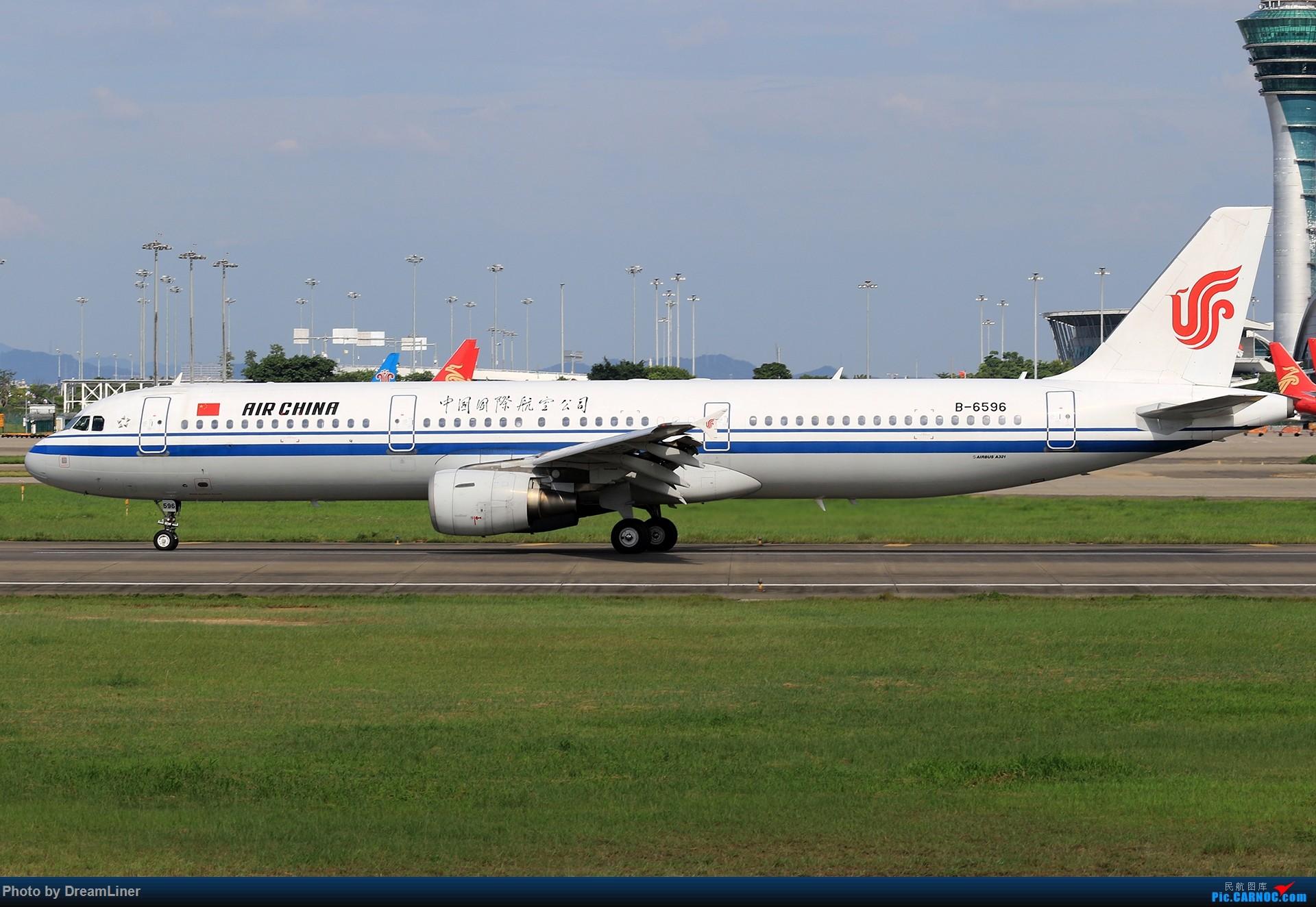 Re:【CAN】(7.17)发点小家伙 AIRBUS A321-200 B-6596 中国广州白云国际机场