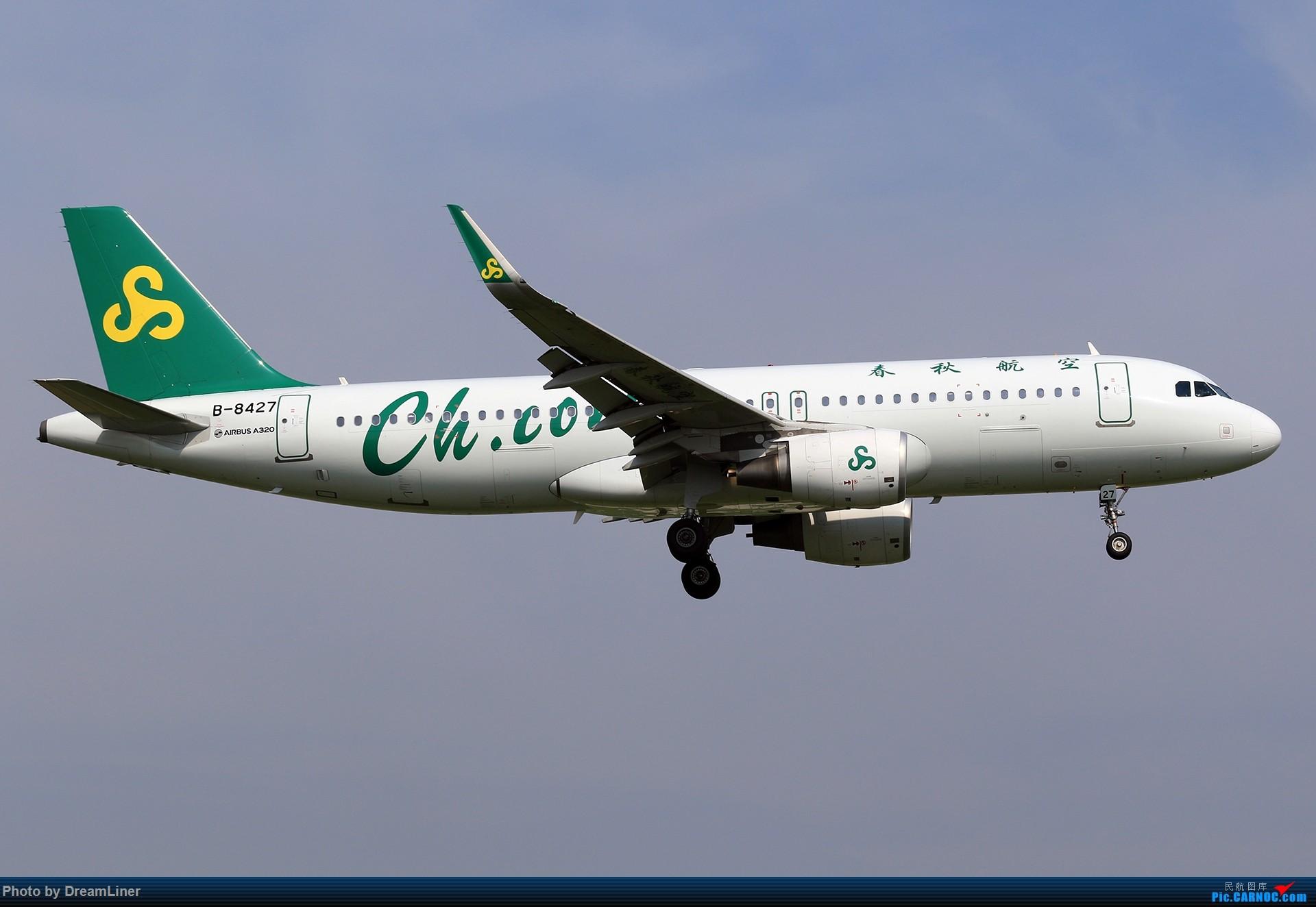 Re:[原创]【CAN】(7.17)发点小家伙 AIRBUS A320-200 B-8427 中国广州白云国际机场