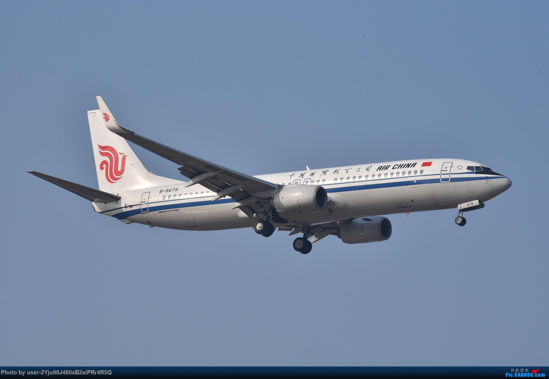 Re:[原创]一年前某天早上的PEK|01垃圾楼 BOEING 737-800 B-5679 中国北京首都国际机场