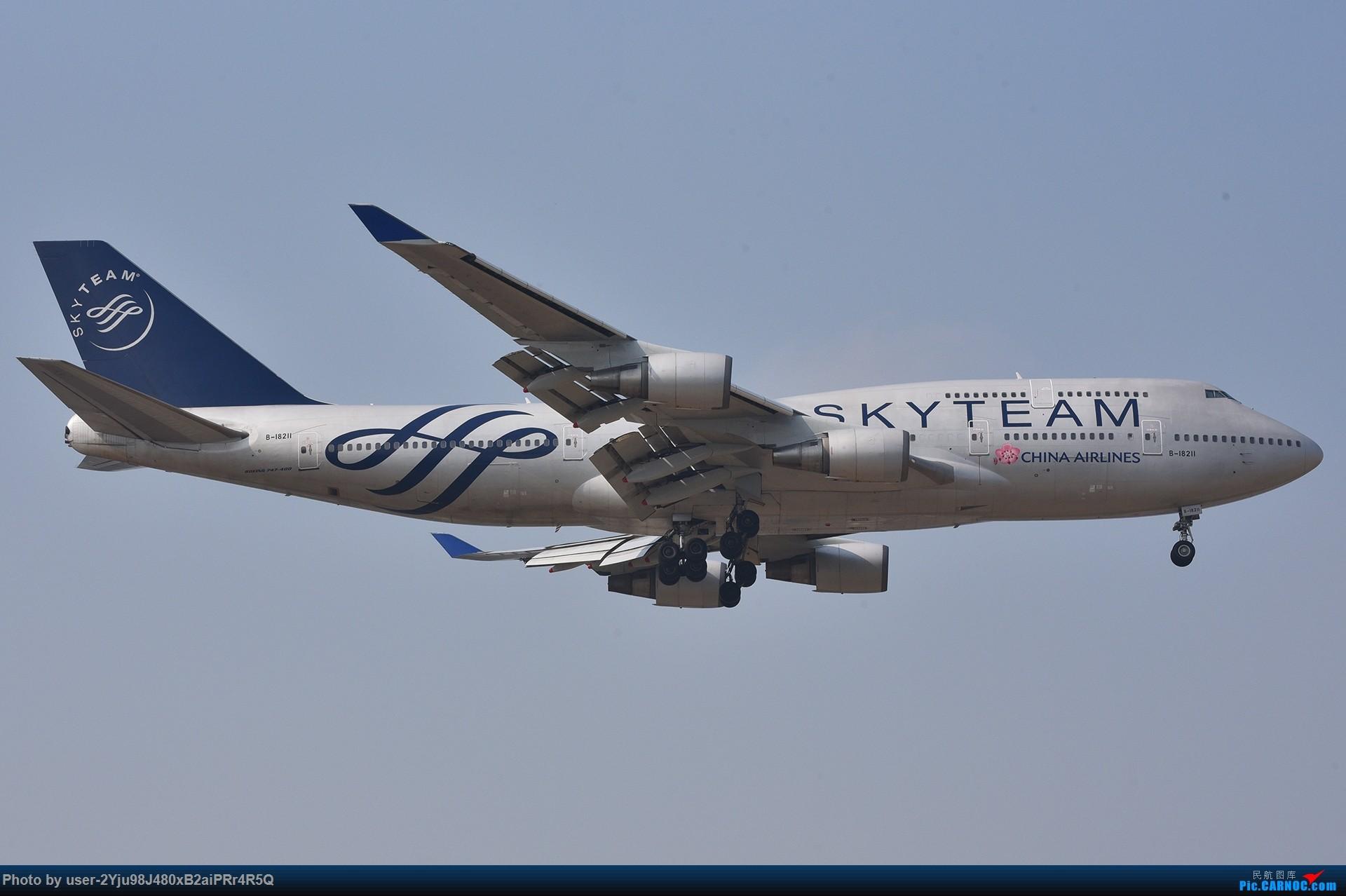 Re:一年前某天早上的PEK|01垃圾楼 BOEING 747-400 B-18211