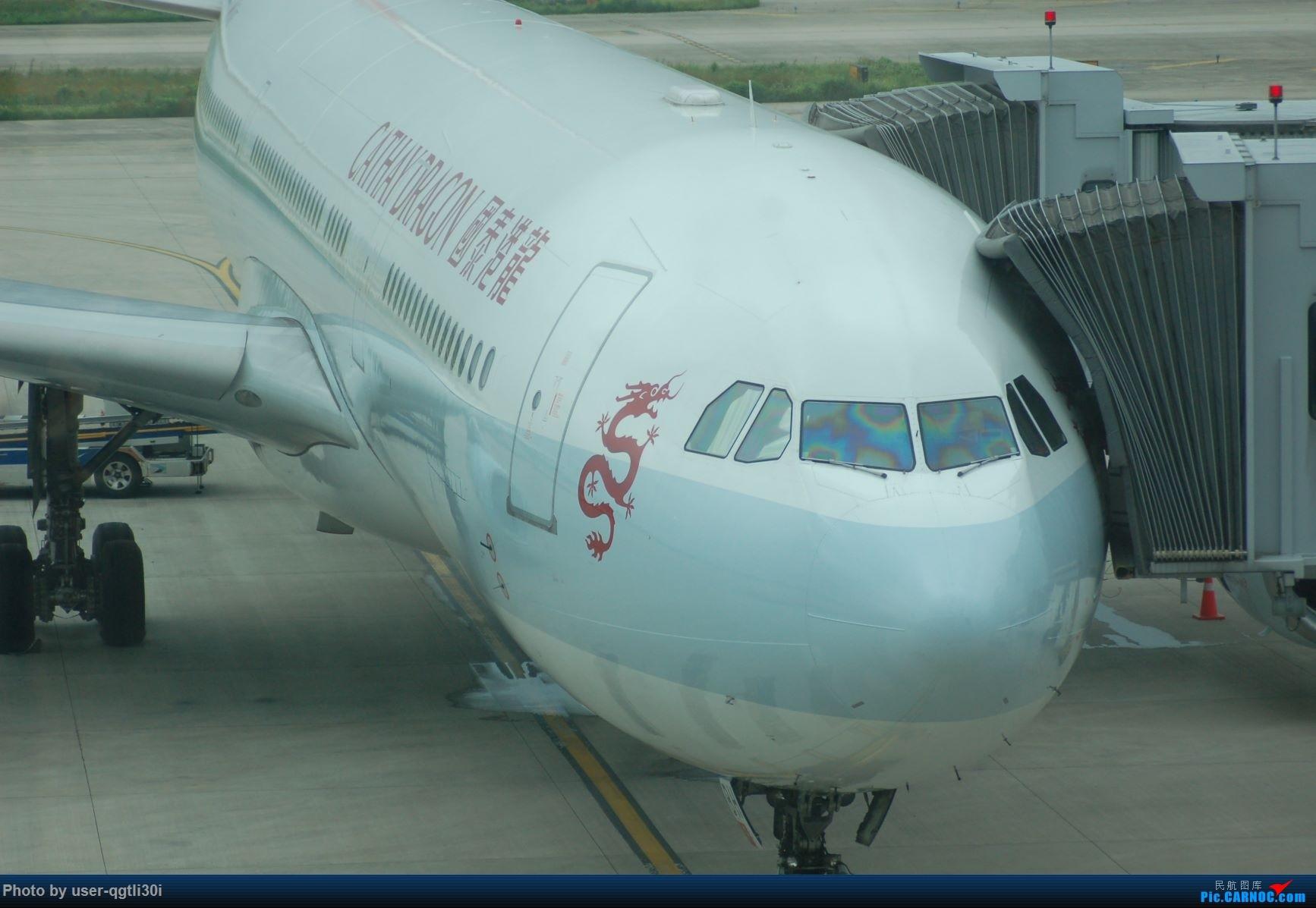 [原创]NKG-HKG-YVR AIRBUS A330-300 B-LBH NKG