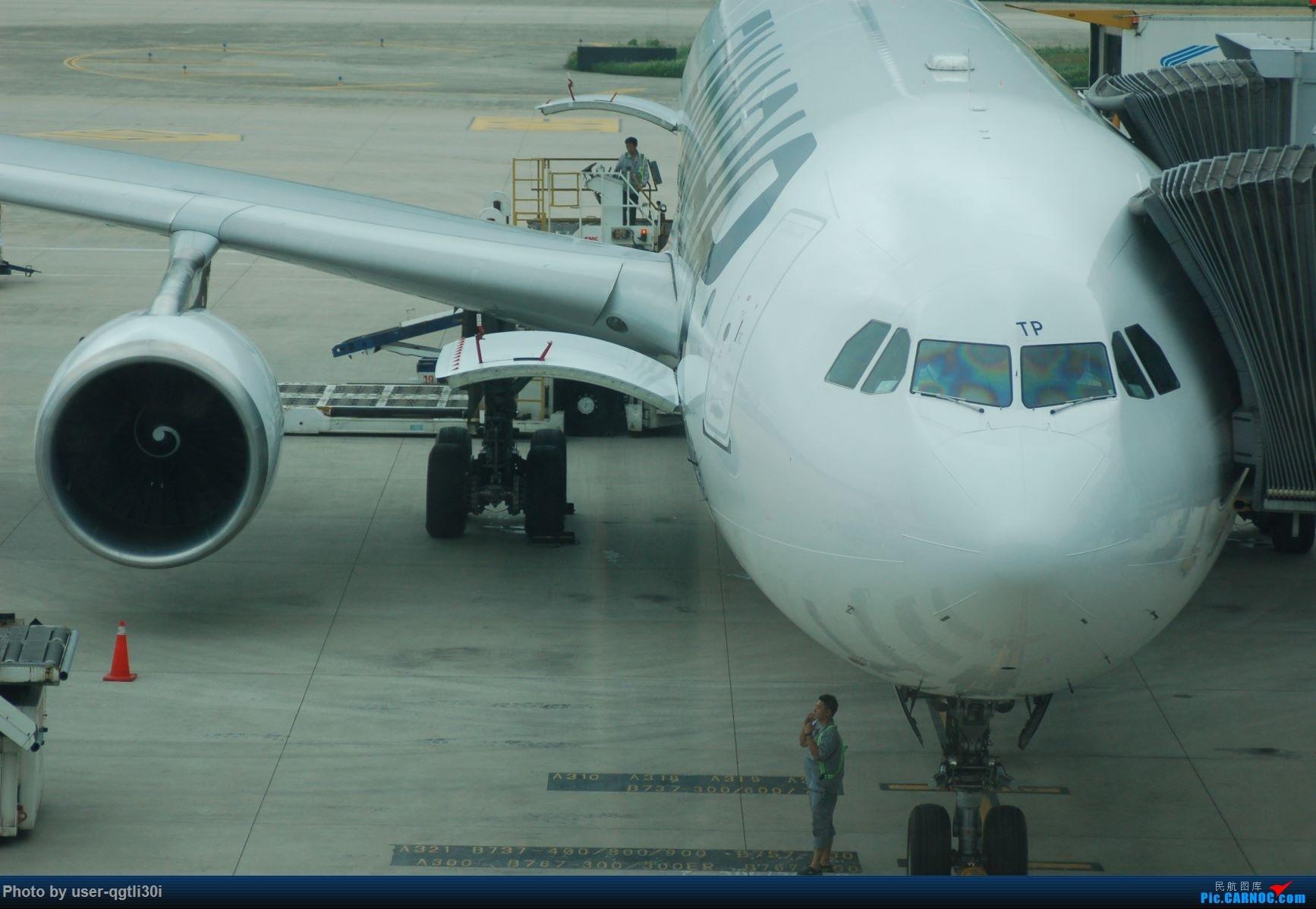 Re:[原创]NKG-HKG-YVR AIRBUS A330-200 OH-LTP 中国南京禄口国际机场