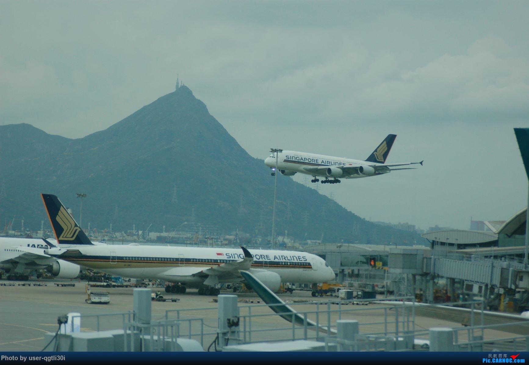 Re:[原创]NKG-HKG-YVR AIRBUS A350-900 9V-SMJ HKG