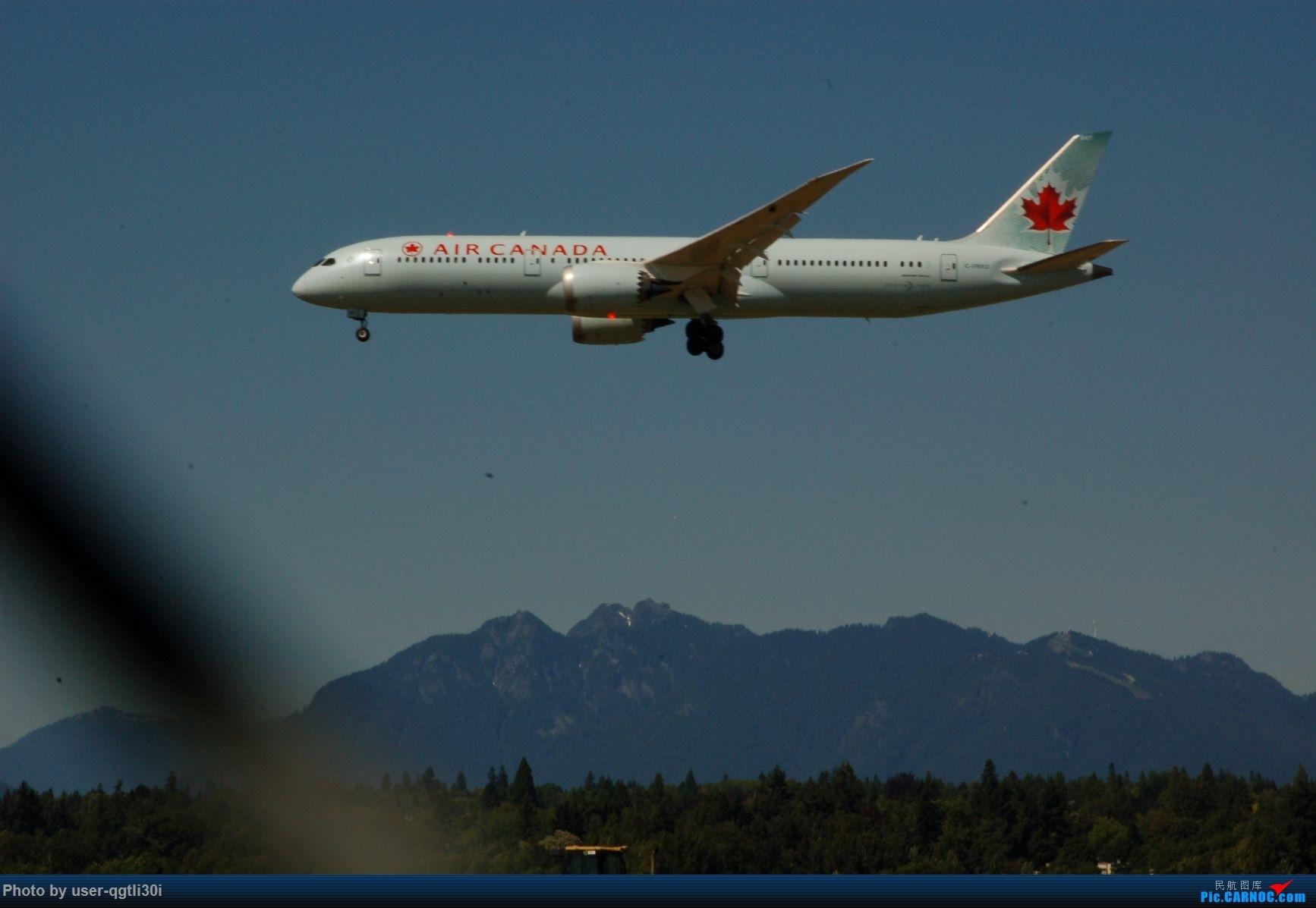 Re:NKG-HKG-YVR BOEING 787-9 C-FRSO YVR