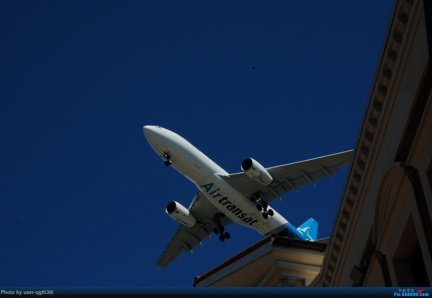 Re:[原创]NKG-HKG-YVR AIRBUS A330-200  YVR