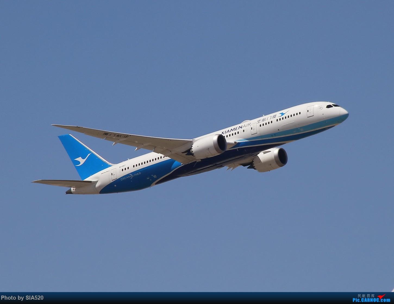 Re:ZBAA~萌新首次发图 大佬求带~ BOEING 787-9 B-1357 中国北京首都国际机场