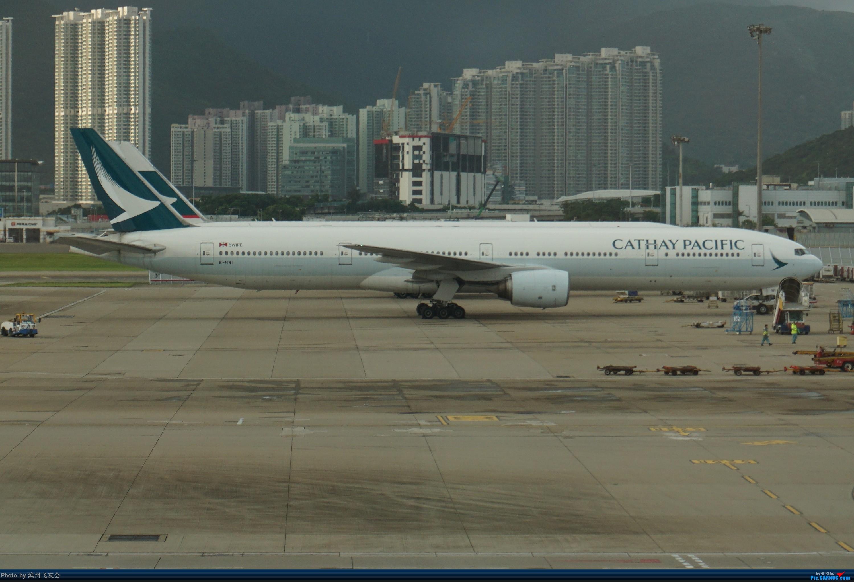 Re:[原创]骚年飞行篇~CX390 HKG-PEK 十一次乘坐77W ,第一次体验国泰航空,体验五星航空的云端服务,比较开心的行程 BOEING 777-300 B-HNI 中国香港国际机场