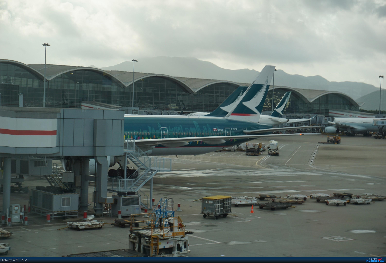 Re:[原创]骚年飞行篇~CX390 HKG-PEK 十一次乘坐77W ,第一次体验国泰航空,体验五星航空的云端服务,比较开心的行程 BOEING 777-300ER B-KPB 中国香港国际机场