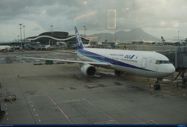 Re:[原创]骚年飞行篇~CX390 HKG-PEK 十一次乘坐77W ,第一次体验国泰航空,体验五星航空的云端服务,比较开心的行程 BOEING 767-300ER JA610A 中国香港国际机场
