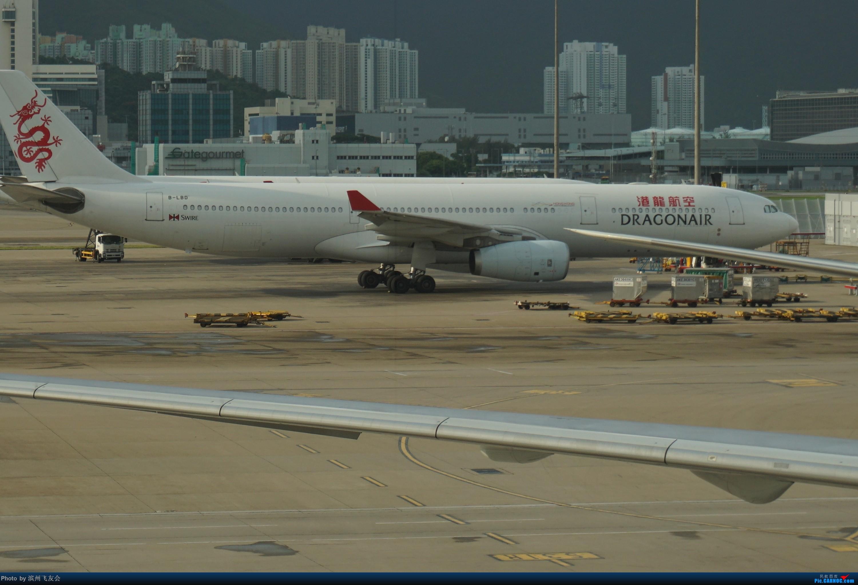 Re:[原创]骚年飞行篇~CX390 HKG-PEK 十一次乘坐77W ,第一次体验国泰航空,体验五星航空的云端服务,比较开心的行程 AIRBUS A330-300 B-LBD 中国香港国际机场