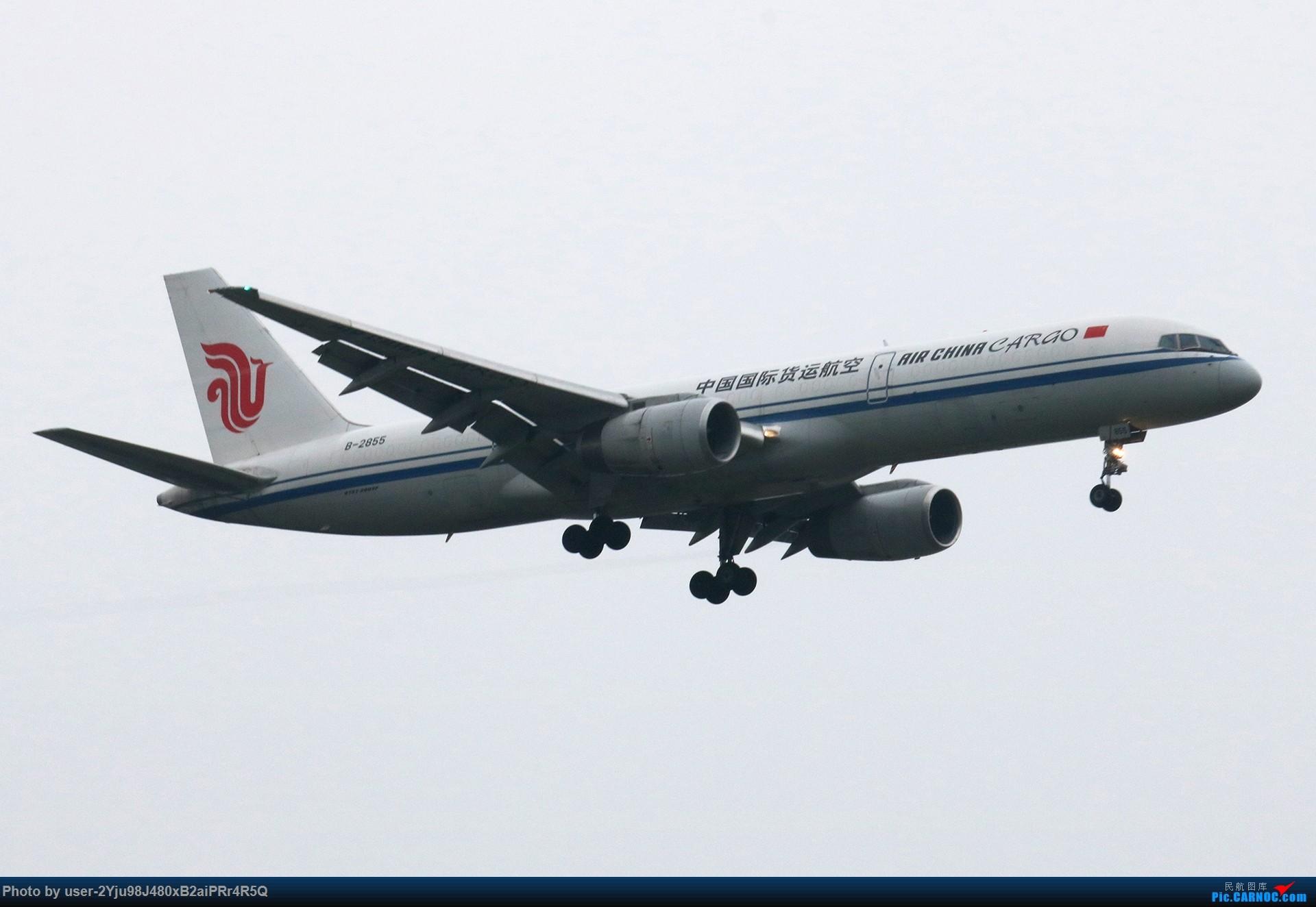 Re:[原创]PEK|01|36R|天空多灰,它们亦放亮 BOEING 757-200 B-2855 中国北京首都国际机场