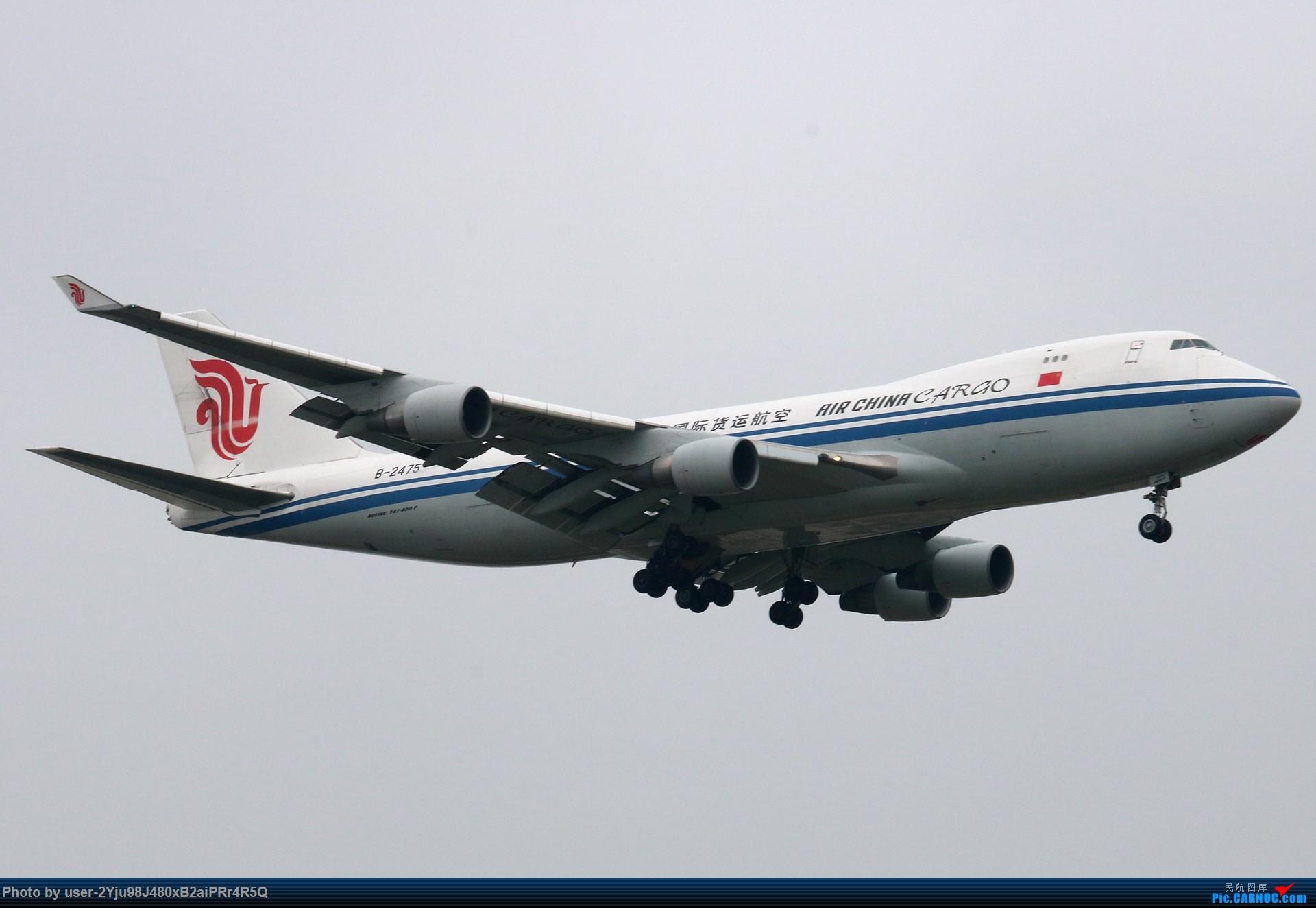 Re:[原创]PEK|01|36R|天空多灰,它们亦放亮 BOEING 747-400 B-2475 中国北京首都国际机场