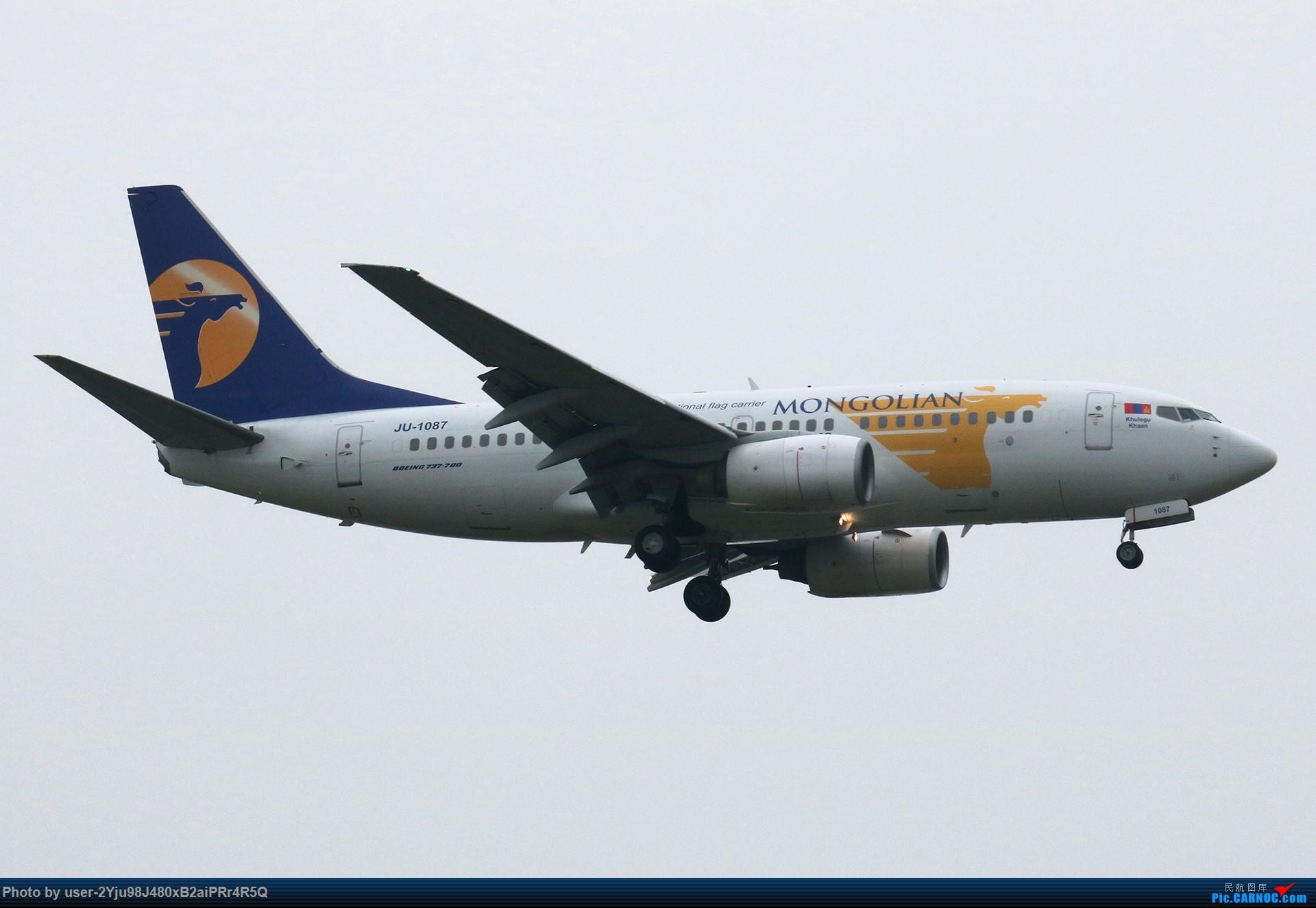 Re:[原创]PEK|01|36R|天空多灰,它们亦放亮 BOEING 737-700 JU-1087