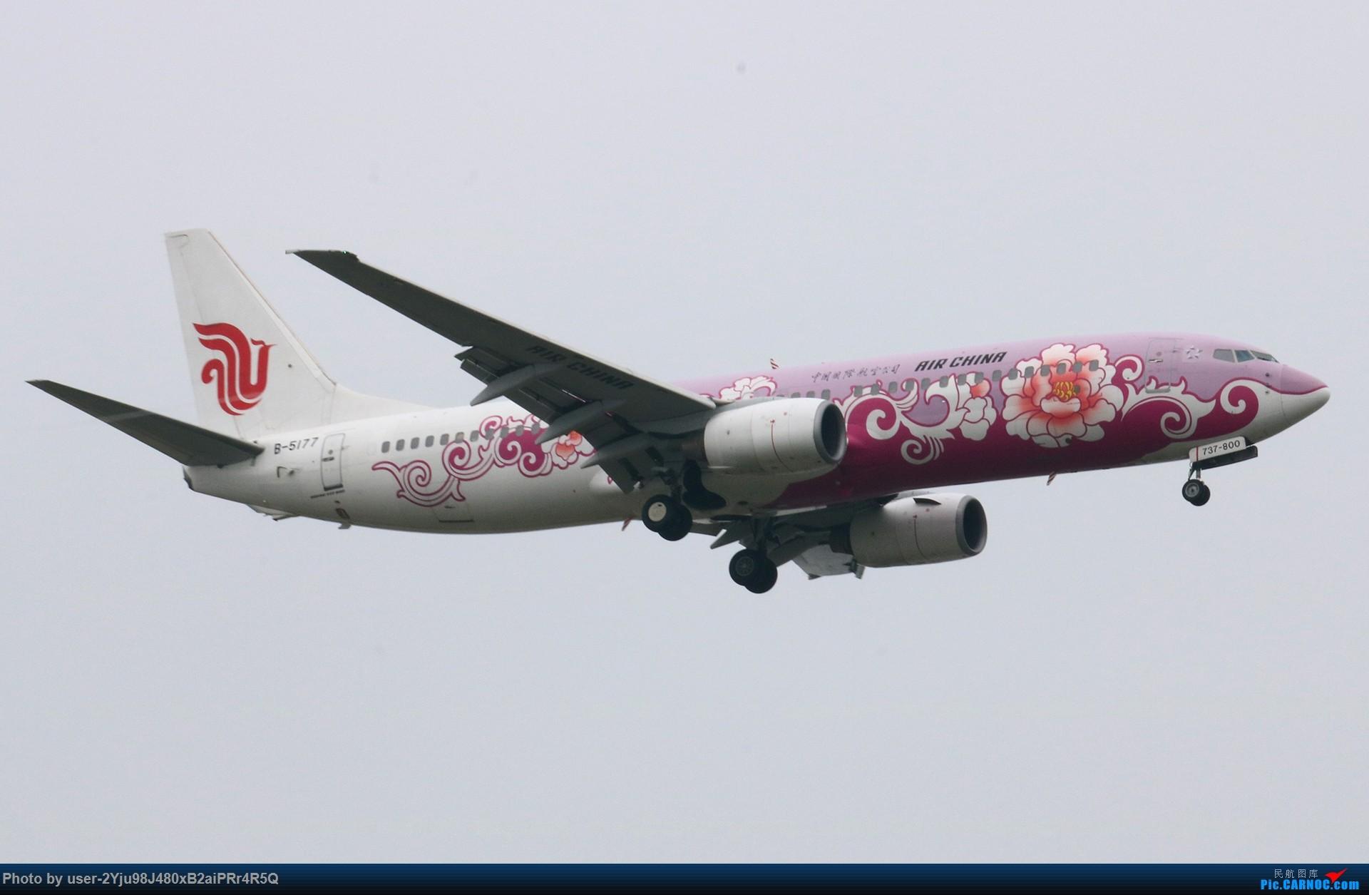 Re:[原创]PEK|01|36R|天空多灰,它们亦放亮 BOEING 737-800 B-5177