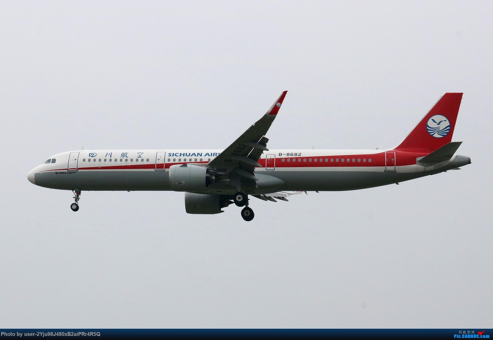 Re:[原创]PEK|01|36R|天空多灰,它们亦放亮 AIRBUS A321NEO B-8682