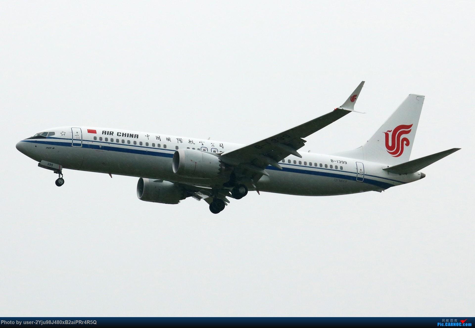 Re:[原创]PEK|01|36R|天空多灰,它们亦放亮 BOEING 737MAX-8 B-1399