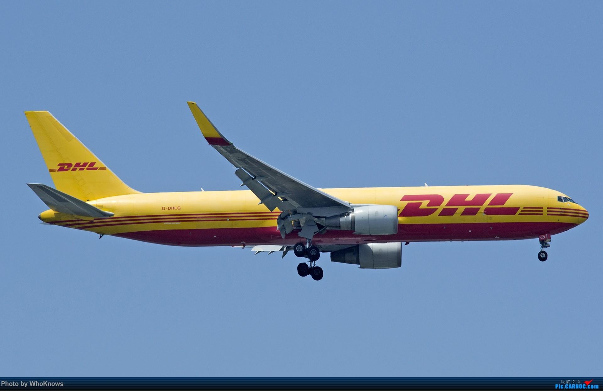 [原创]DHL BOEING 767-300ERF G-DHLG 美国纽约约翰·菲茨杰拉德·肯尼迪国际机场
