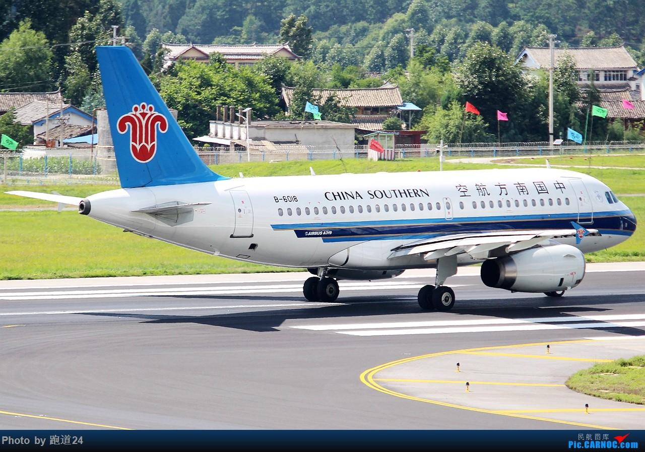 Re:[原创]【多图党】云南游玩之拍机旅 AIRBUS A319-100 B-6018 中国丽江三义机场