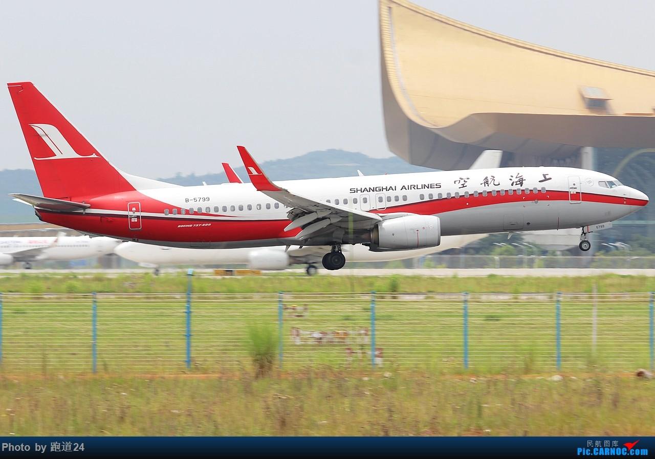 Re:[原创]【多图党】云南游玩之拍机旅 BOEING 737-800 B-5799 中国昆明长水国际机场